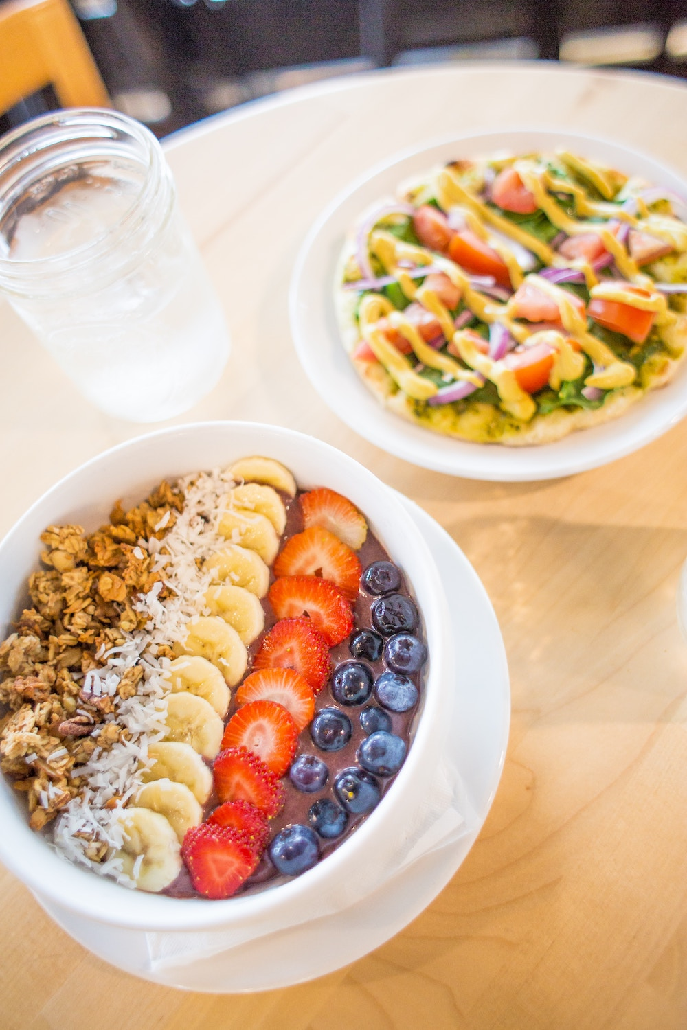 Veganuary Breakfast & Lunch | The Tish Kitchen | Food & Lifestyle Blogger