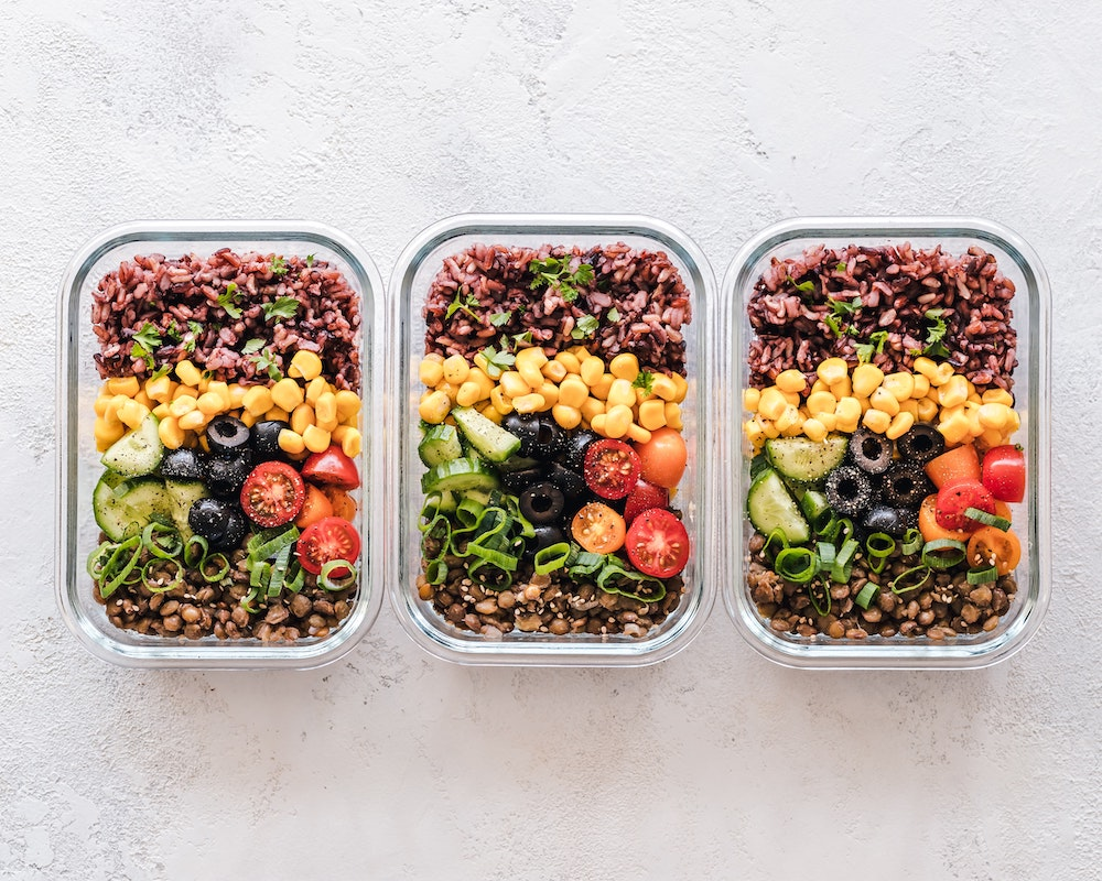 Grain Bowls - A Bunch of Lunch | The Tish Kitchen | Food & Style Blogger