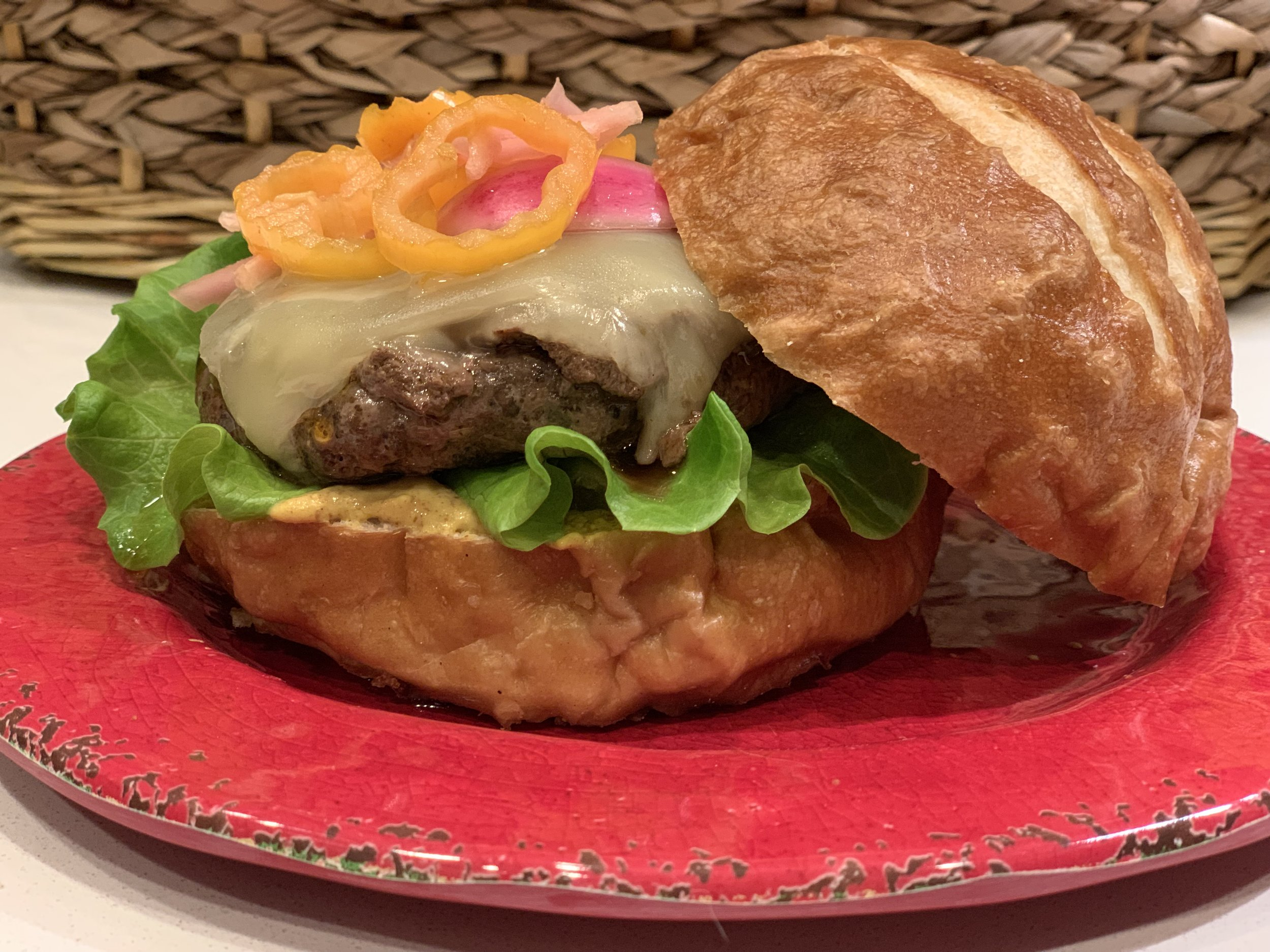 Blended Beef Burger Time with Grateful Burgers| The Tish Kitchen | Food & Lifestyle Blogger