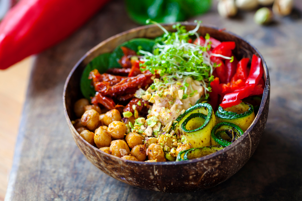 My Favorite Buddha Bowl | The Tish Kitchen | Food & Lifestyle Blogger