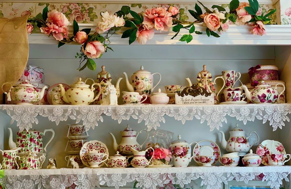 Secret Garden Tea Cafe   The Tish Kitchen   Food & Lifestyle Blogger