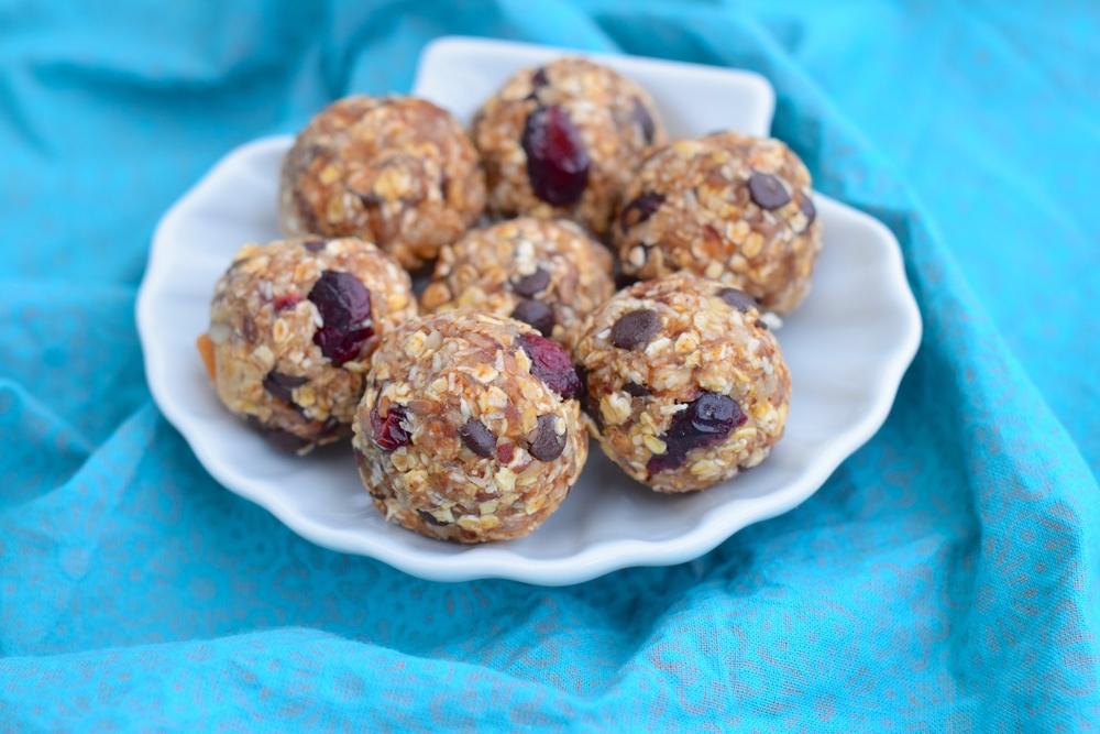 Kaboom Energy Balls | The Tish Kitchen | Food & Lifestyle Blogger