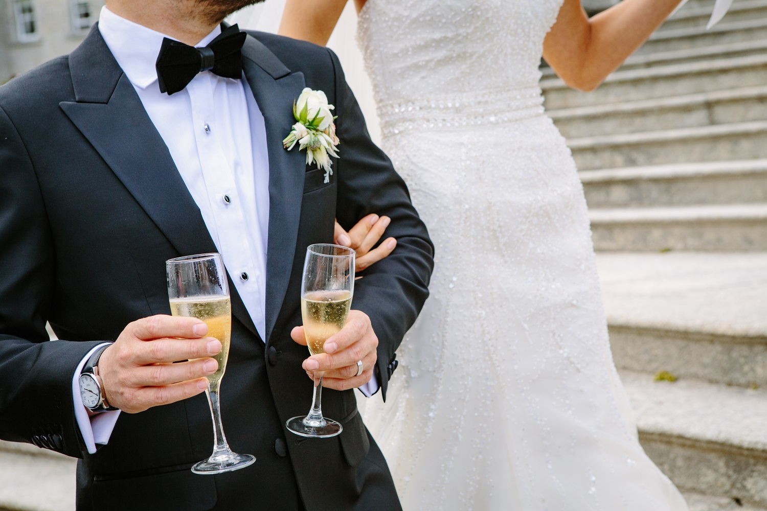 Getting Married? - Grooms and groomsmen perfectly styled, because the bride is only half of what matters most. She's not renting her dress, why should you rent your tux?