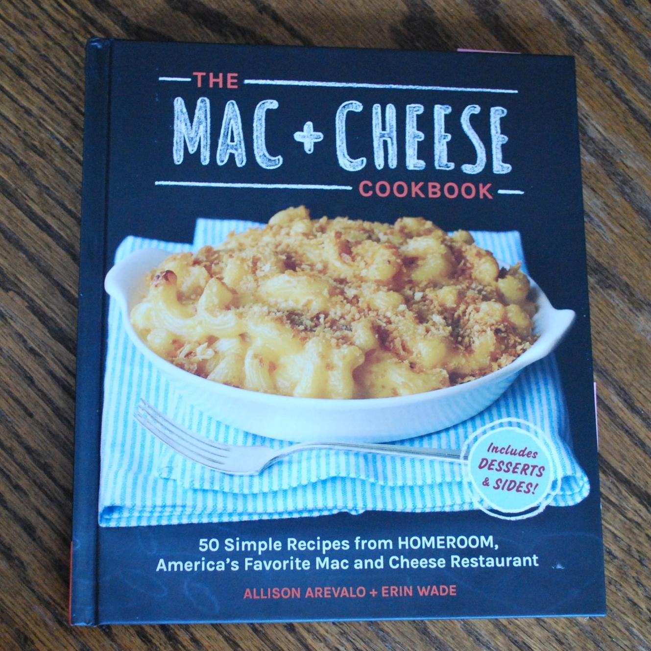 Mac + Cheese Cookbook