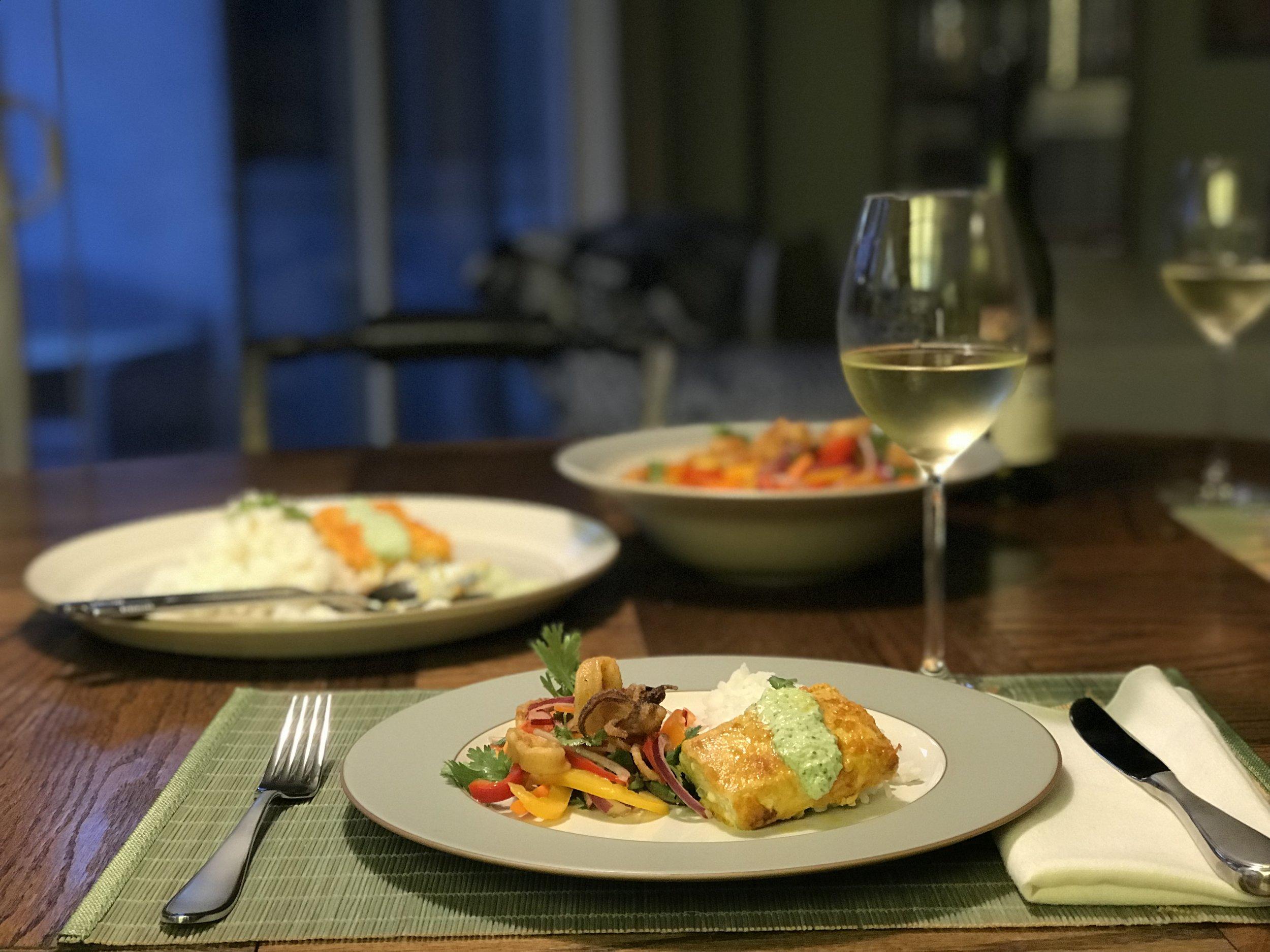 Australia Dinner