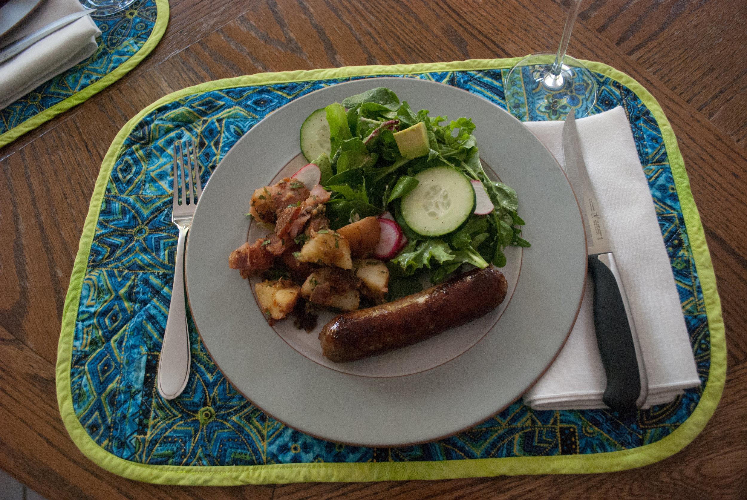 German meal