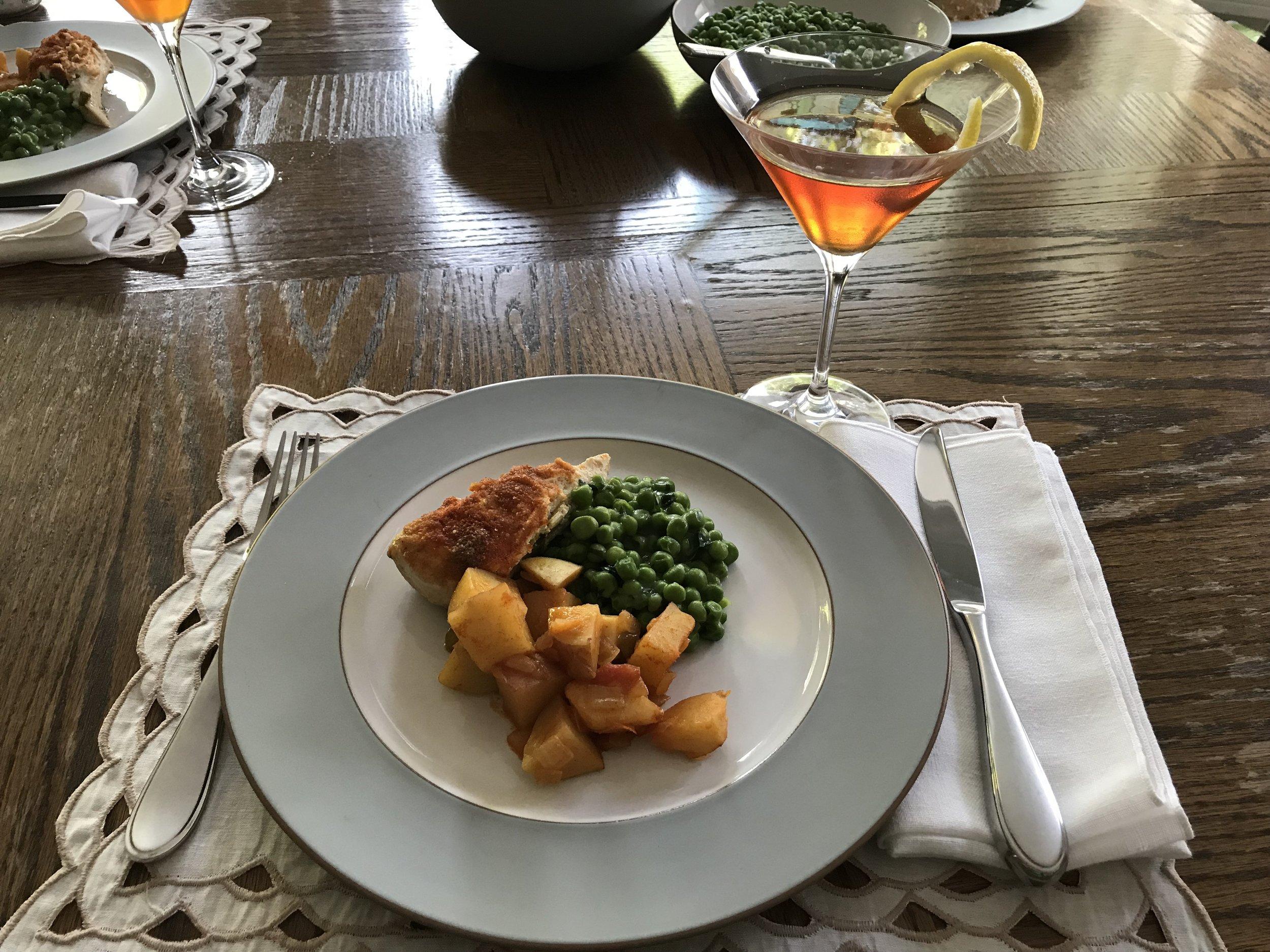 Hungarian Dinner with Zwakhatten