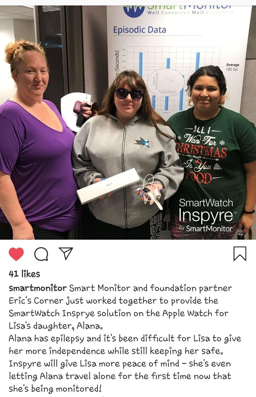 - Eric's Corner is proud to have these fine folks as part of our community.