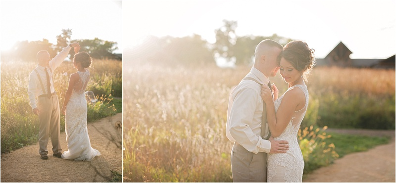 newlywed portraits