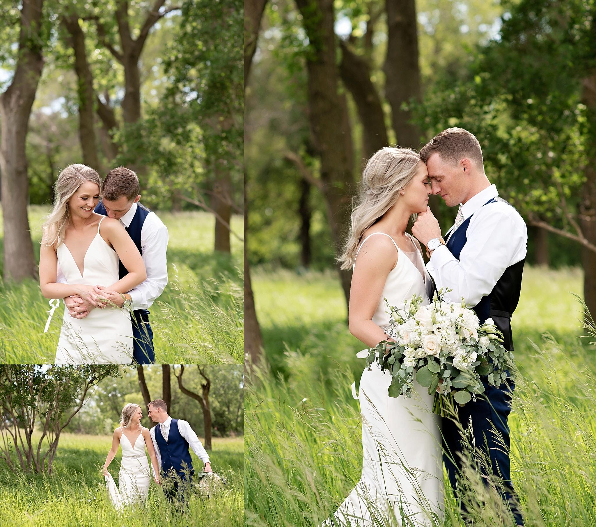 kate jones studios bridal portraits sioux falls wedding south dakota