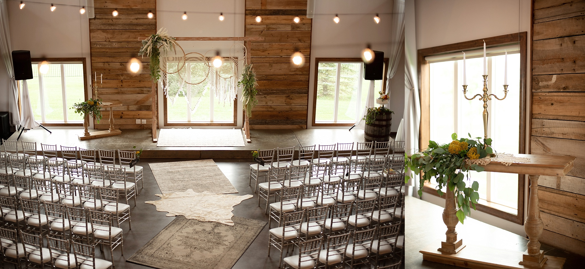 blue haven barn sioux falls south dakota modern antique wedding day