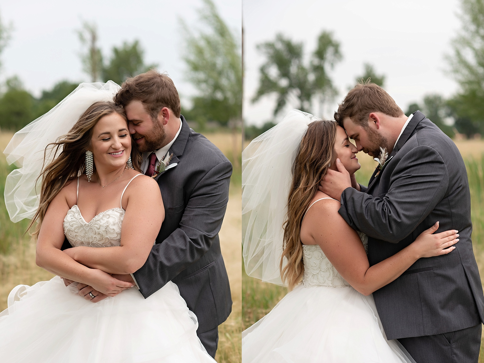 wedding portraits kate jones studios sioux falls south dakota wedding photographer