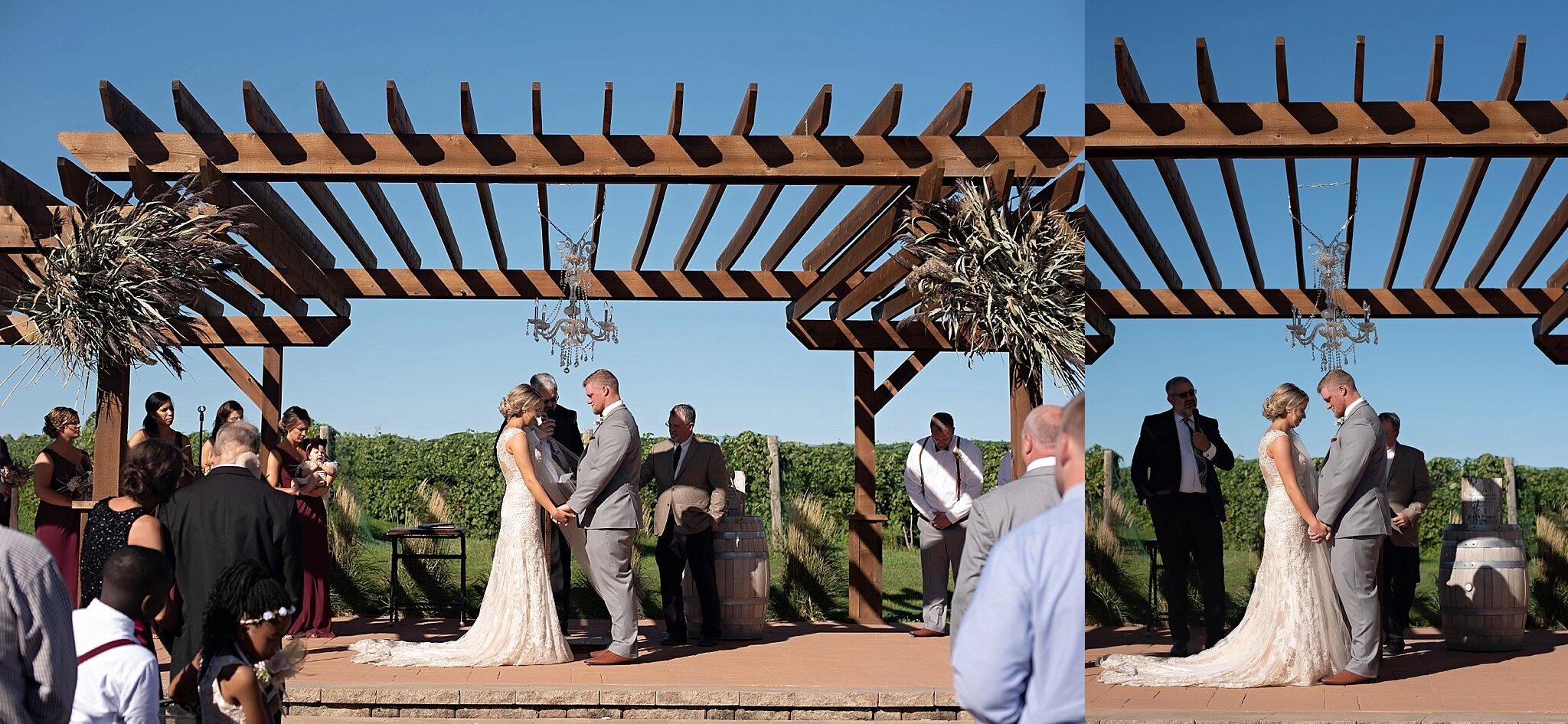 calico skies winery wedding