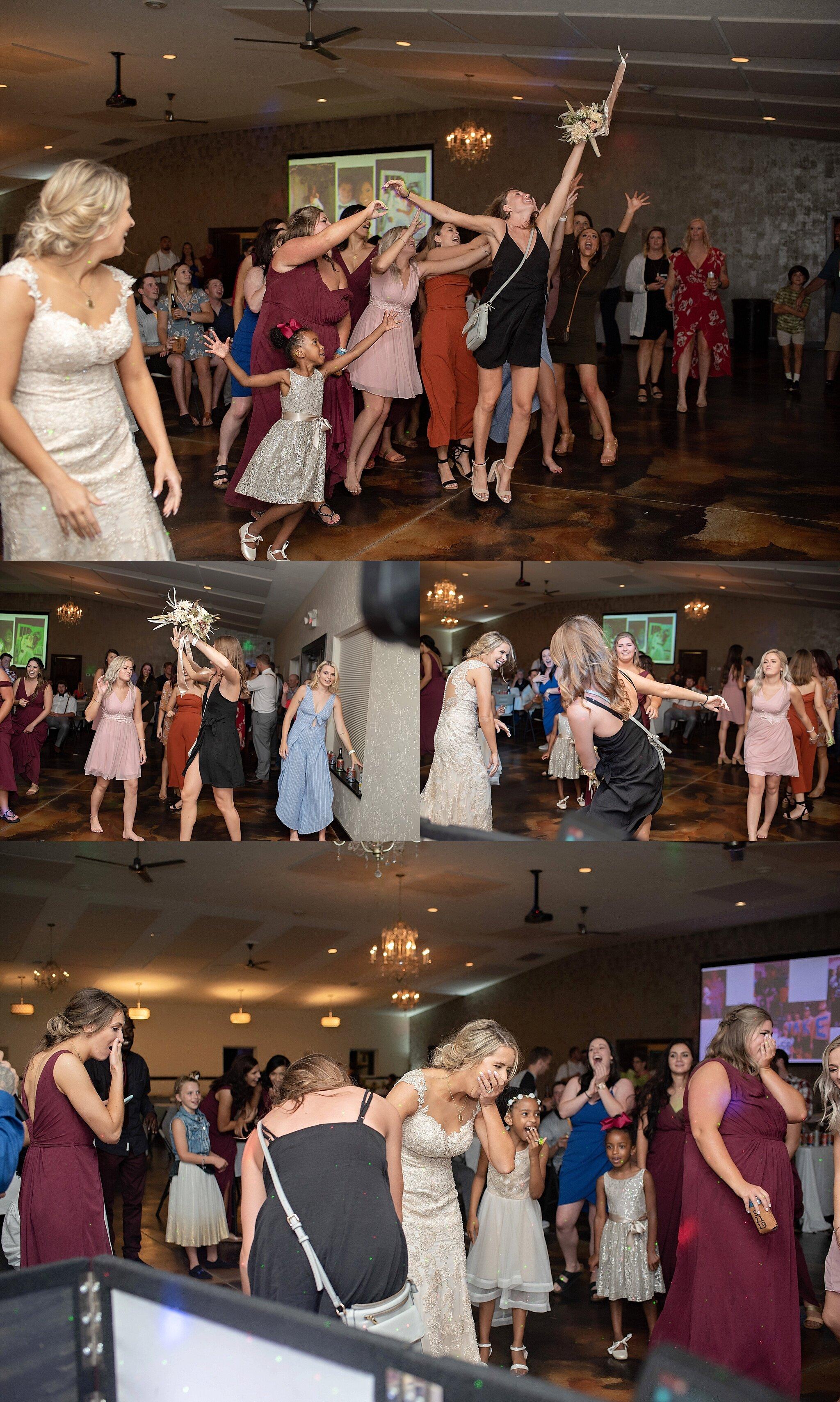 iowa hawkeyes get married wedding party iowa