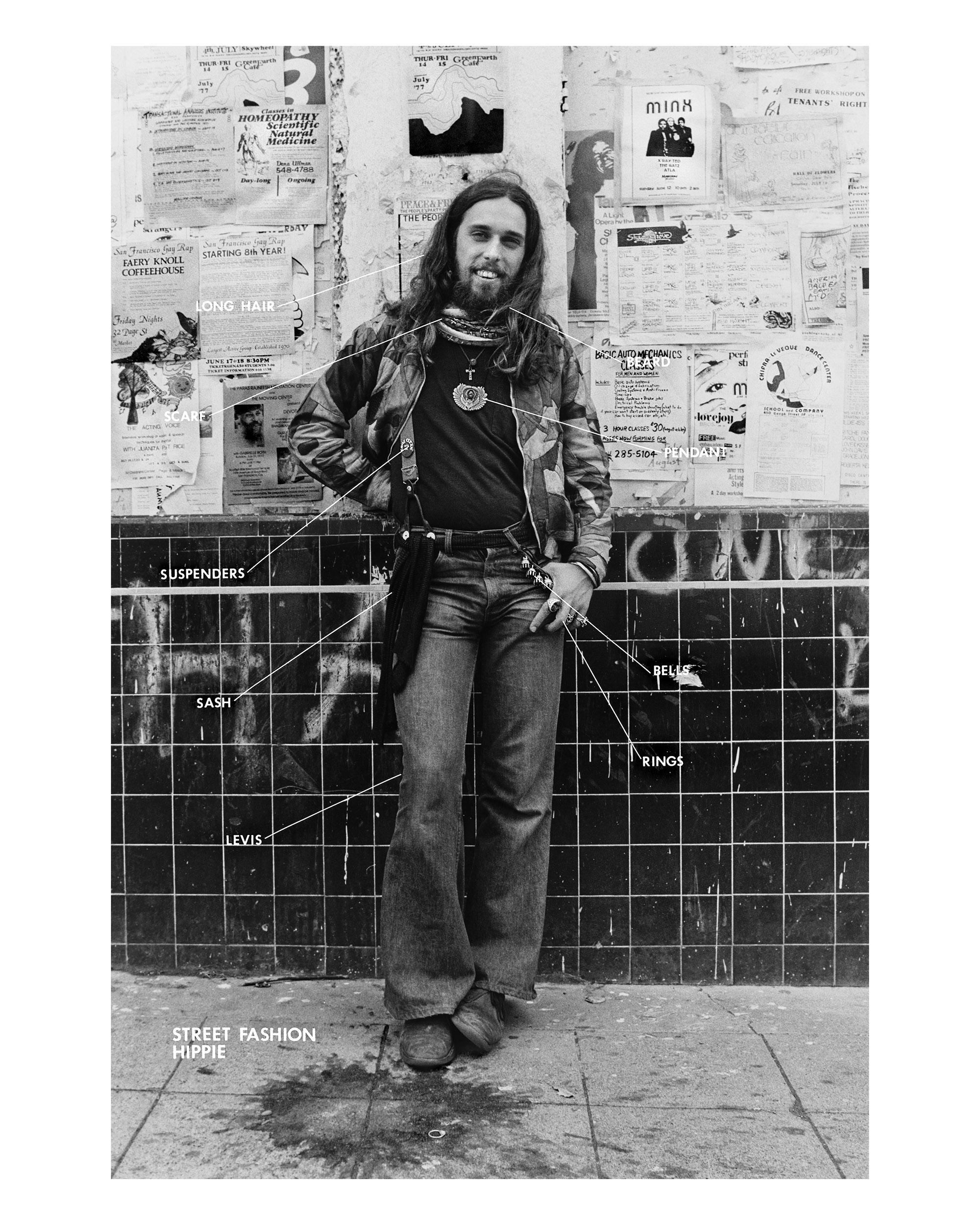 Street Fashion: Hippie