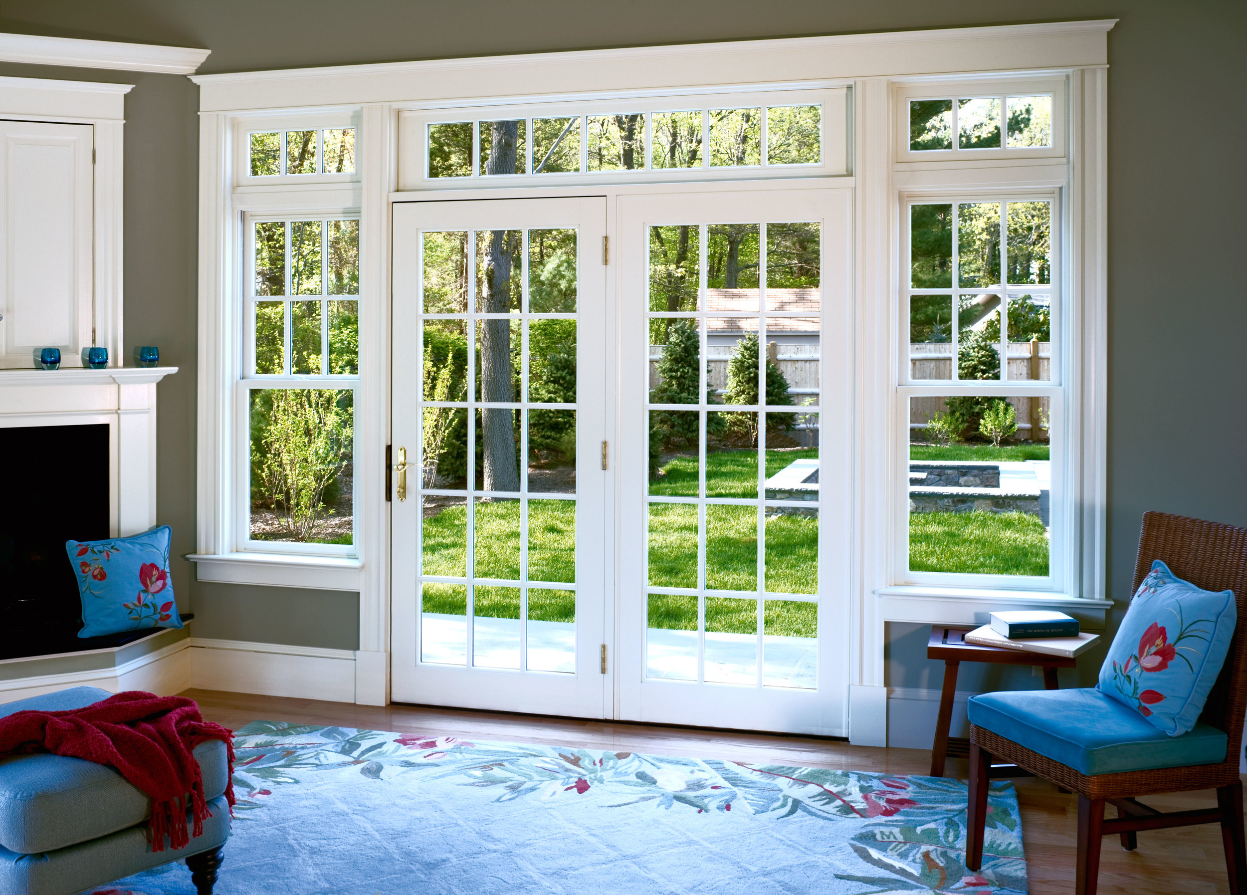 Craftsman Style Windows And Doors San Go