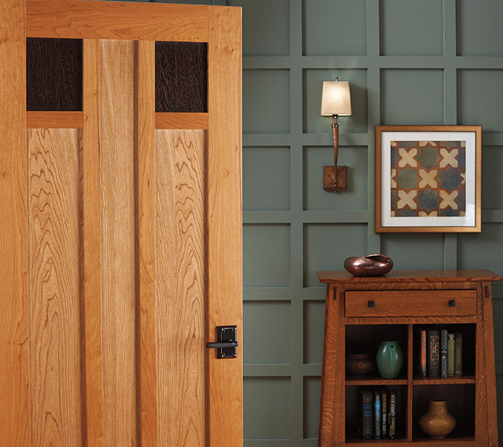 TRUSTILE interior craftsman door
