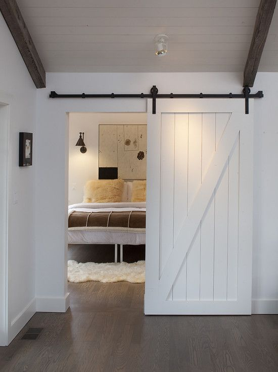 TRUSTILE barn door and barn door hardware