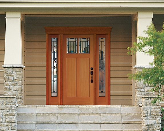 Simpson - SIMPSON PROVIDES CUSTOMERS WITH THE DOOR THEY DESIRE, WHETHER IT IS A STANDARD DESIGN OR A ONE-OF-A-KIND CUSTOM DOOR.