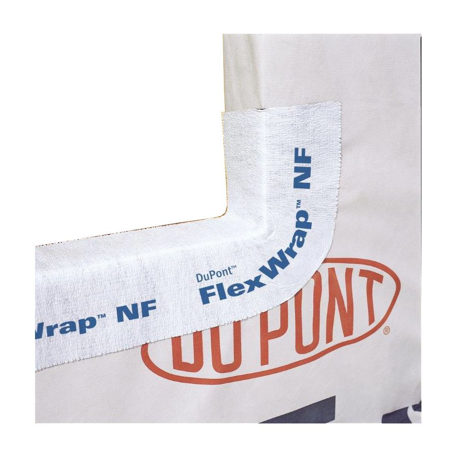 Tyvek® DuPont Flashing systems - Tyvek® products are quick, strong and easy to install - providing superior water protection and compatible with myriad building materials.