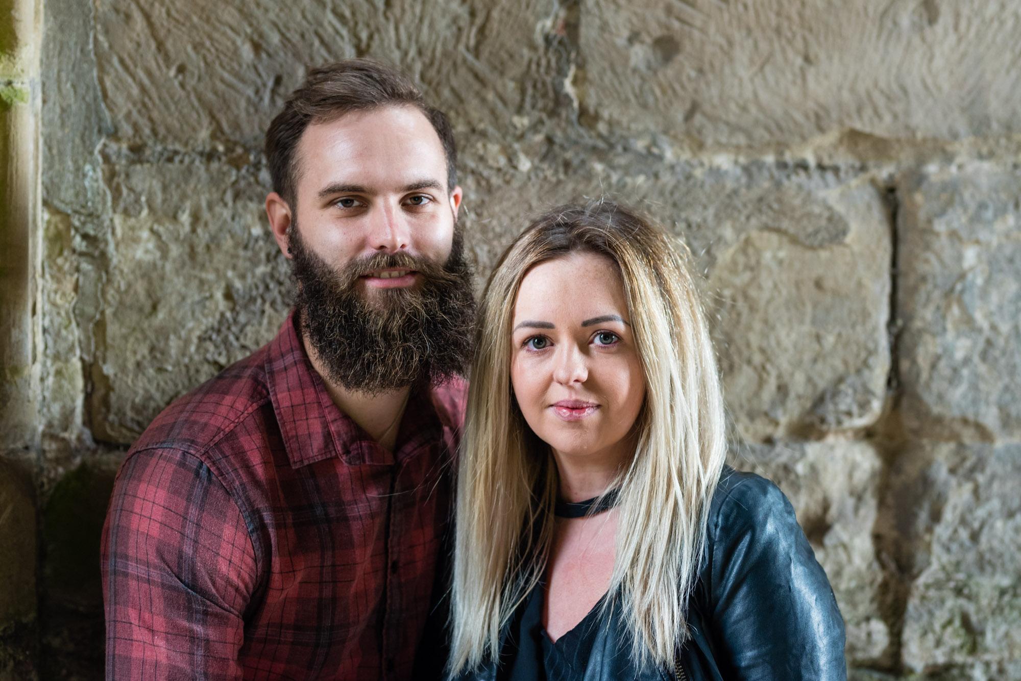 Couples Portrait Colour