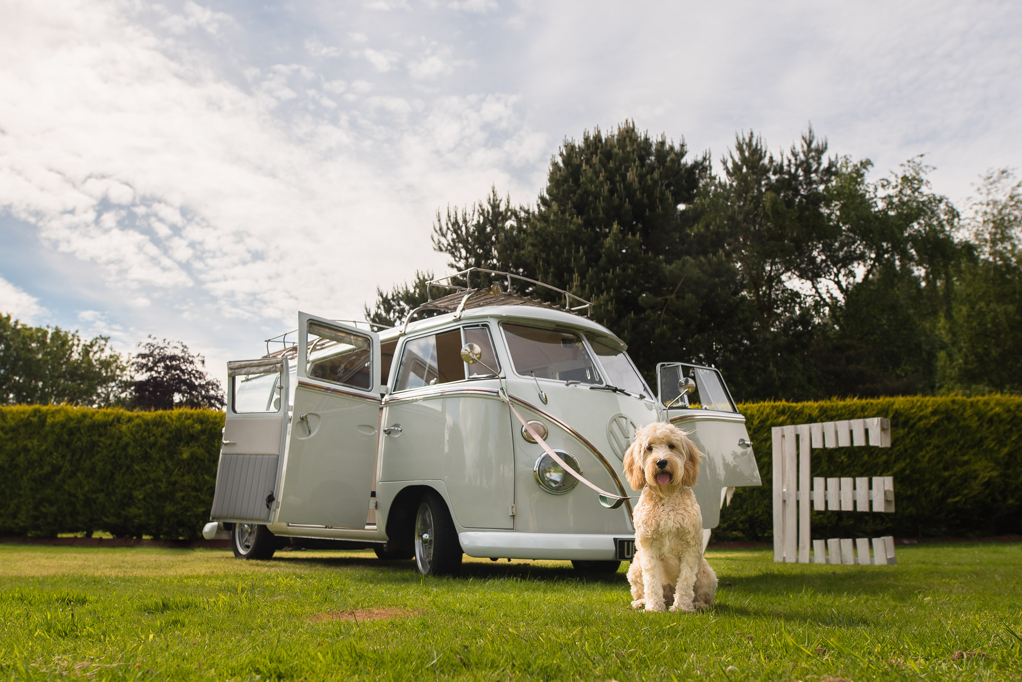 Phoebe the Camper Van