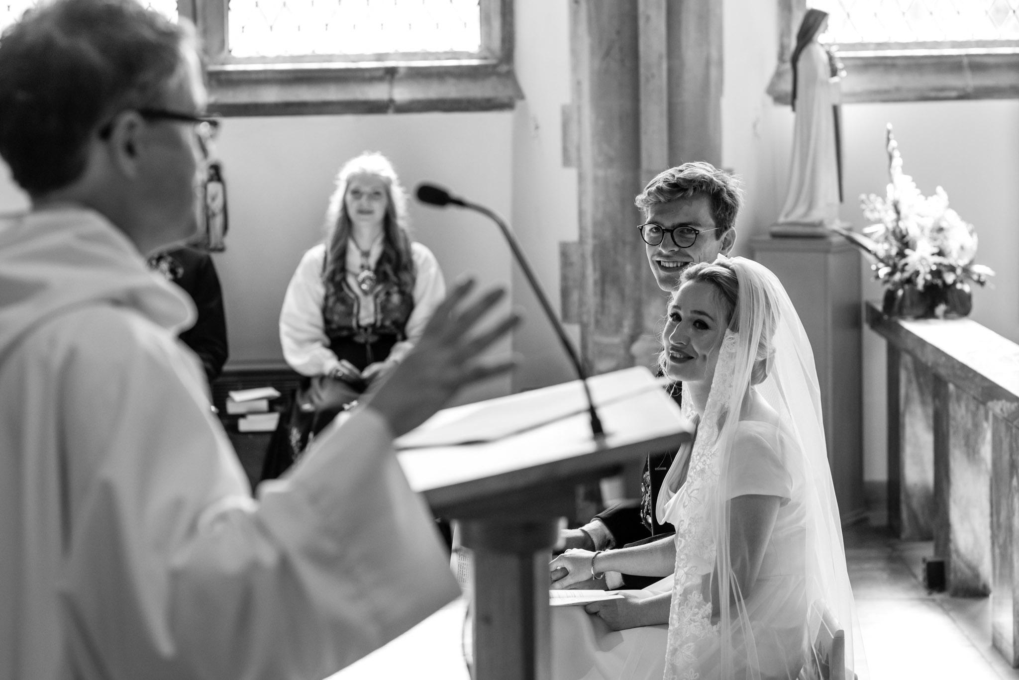 Priest's Sermon