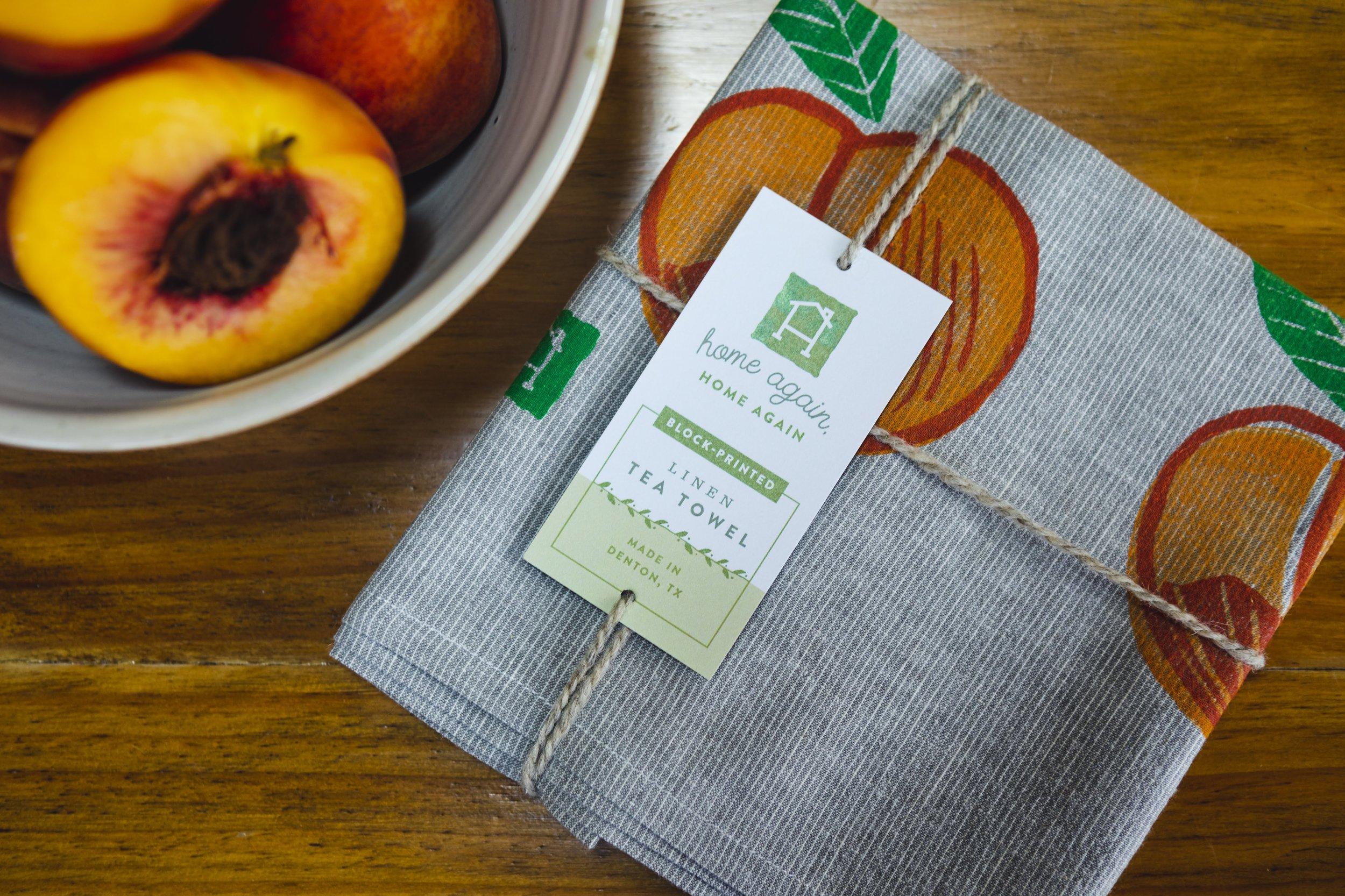 Tea Towel Packaged PEACHES.jpg
