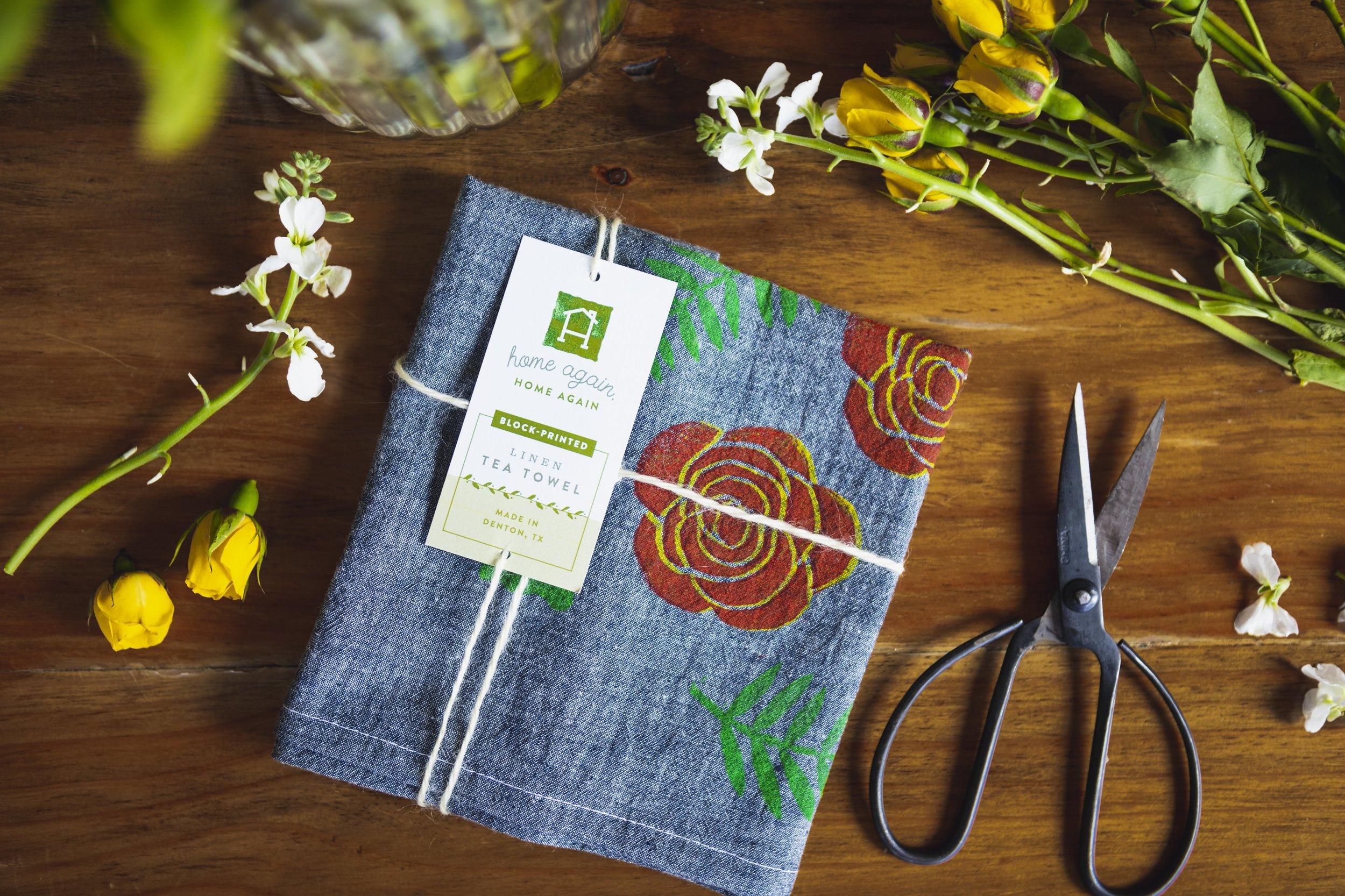 Tea Towel Packaged FLOWERS.jpg