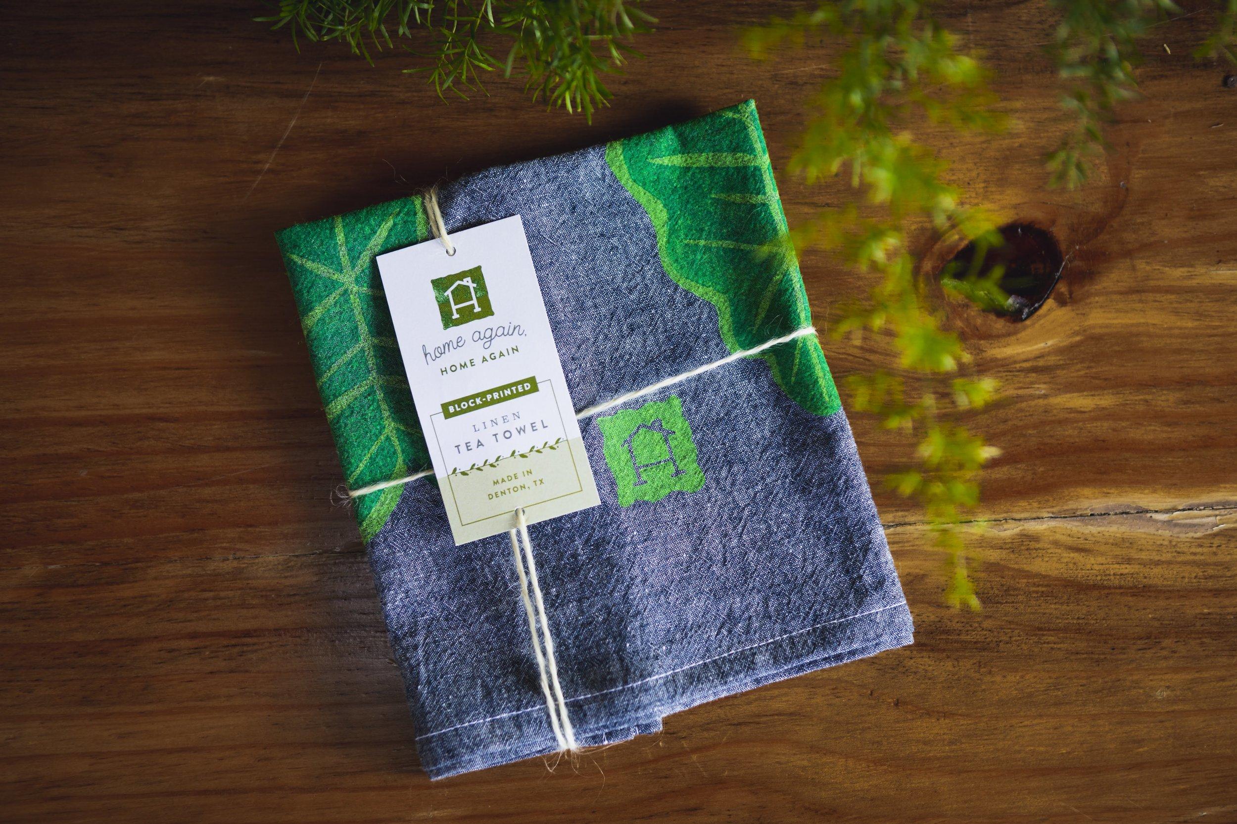 Tea Towel Packaged LEAFY.jpg