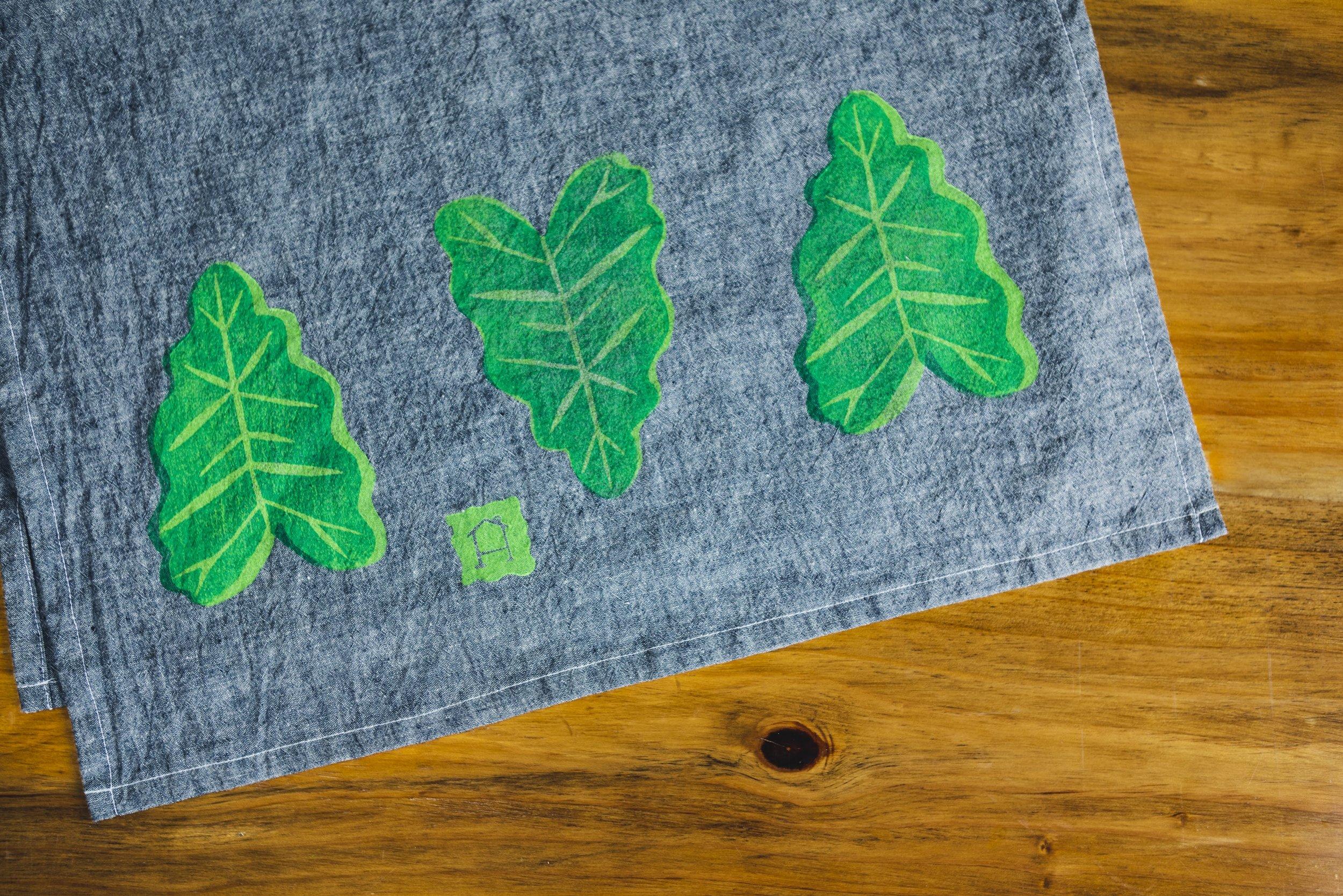 Tea Towel Flat LEAFY.jpg