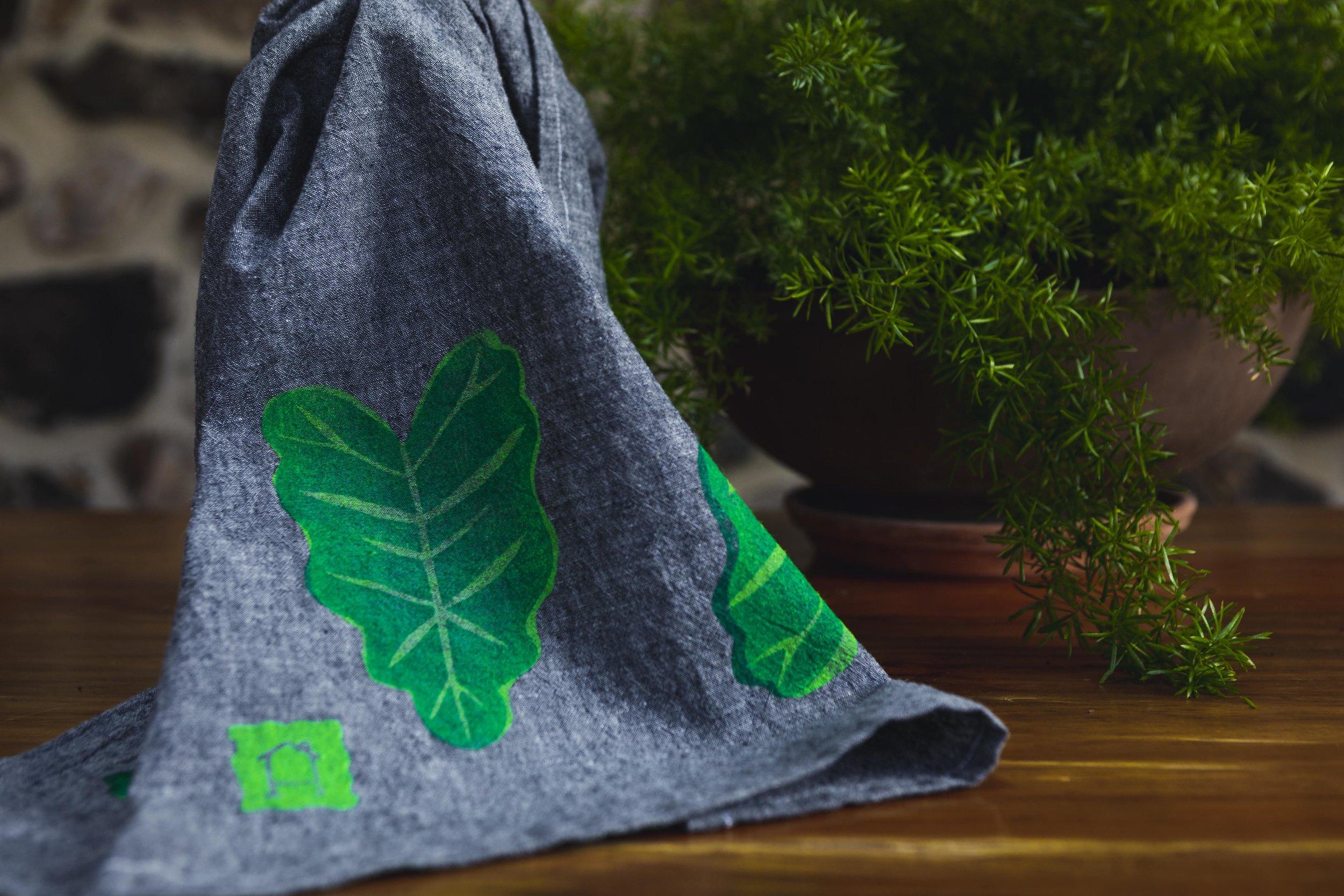 Tea Towel Styled LEAFY-2.jpg