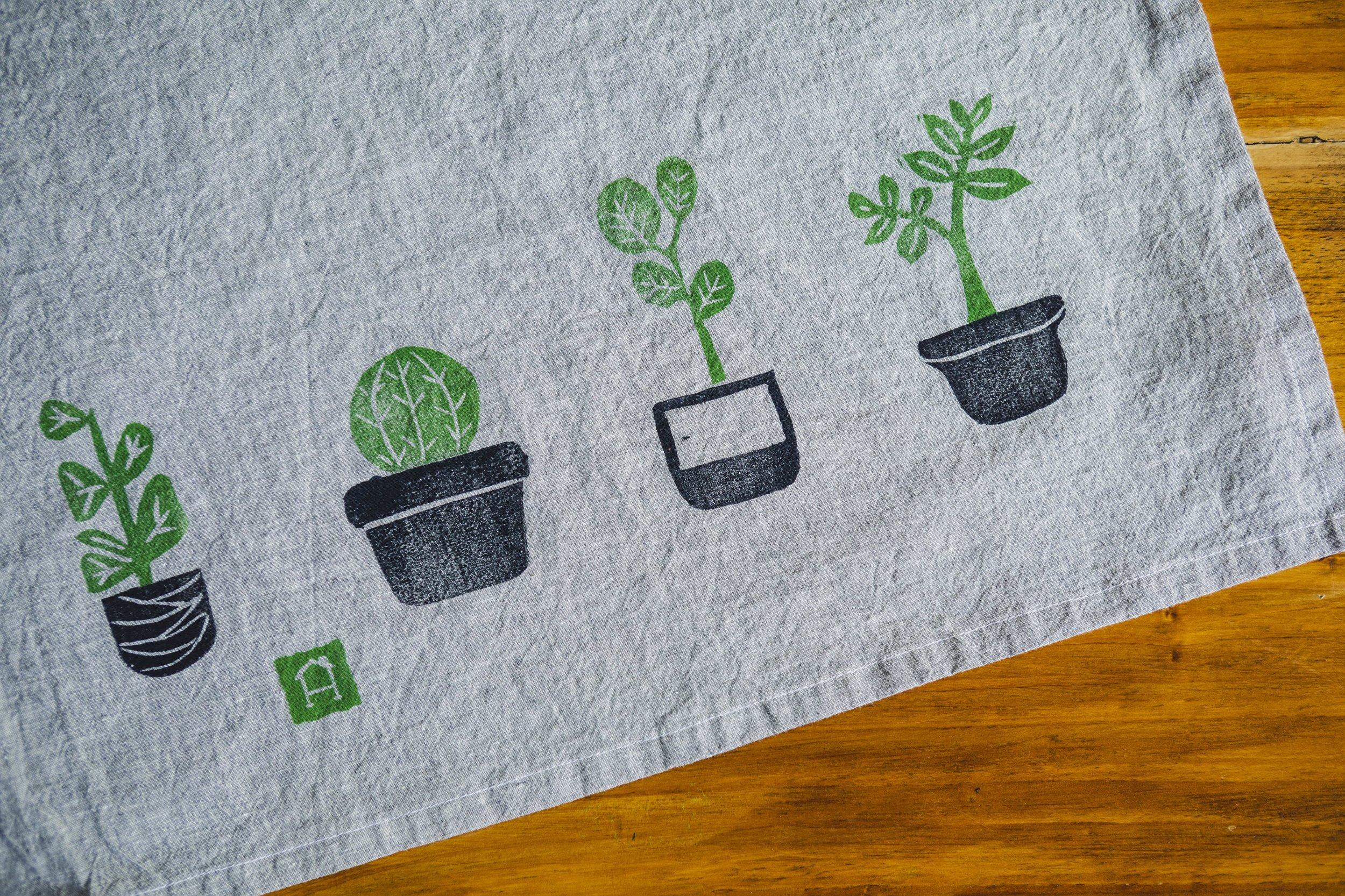 Tea Towel Flat POTTED PLANTS.jpg