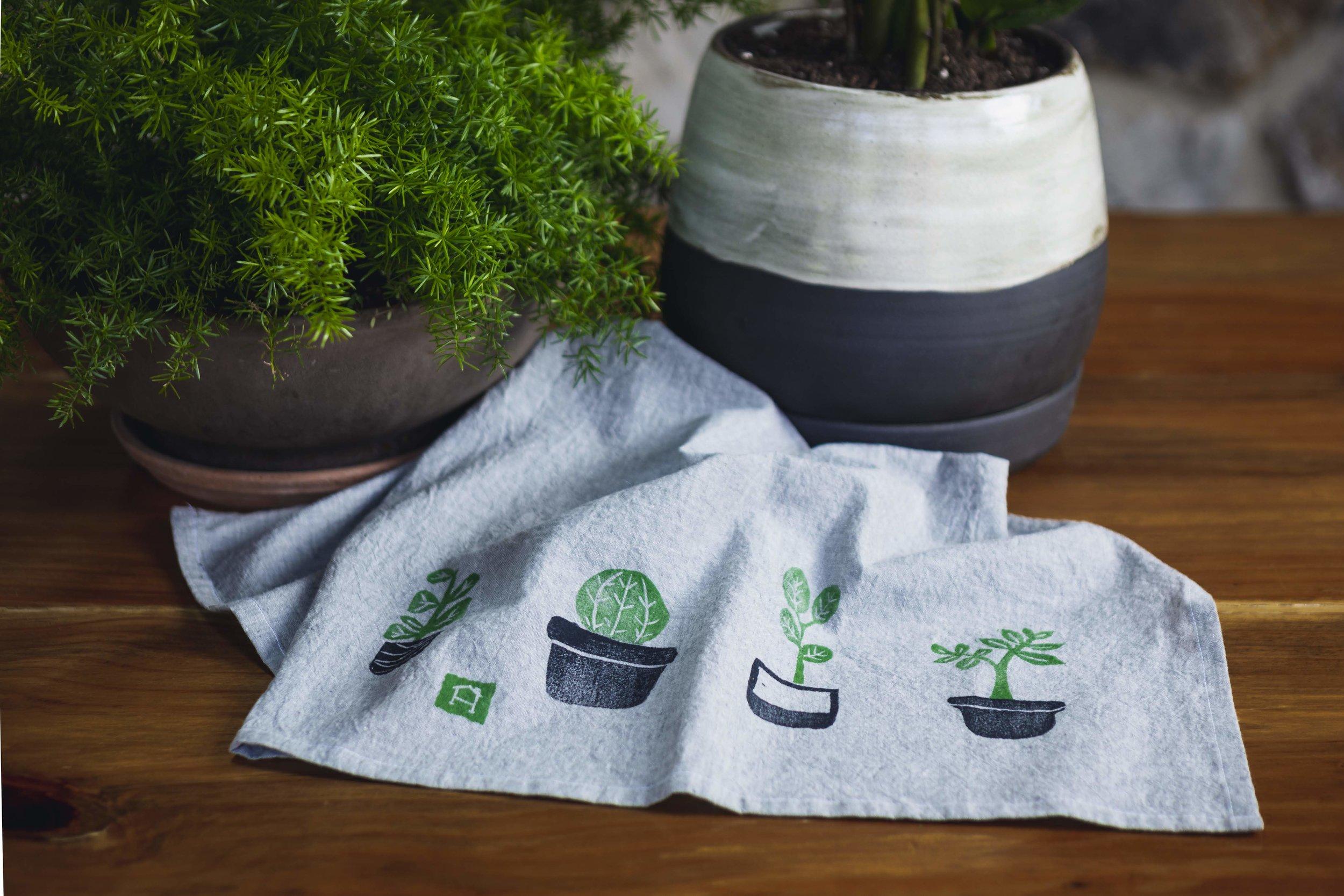 Tea Towel Styled POTTED PLANTS-2.jpg