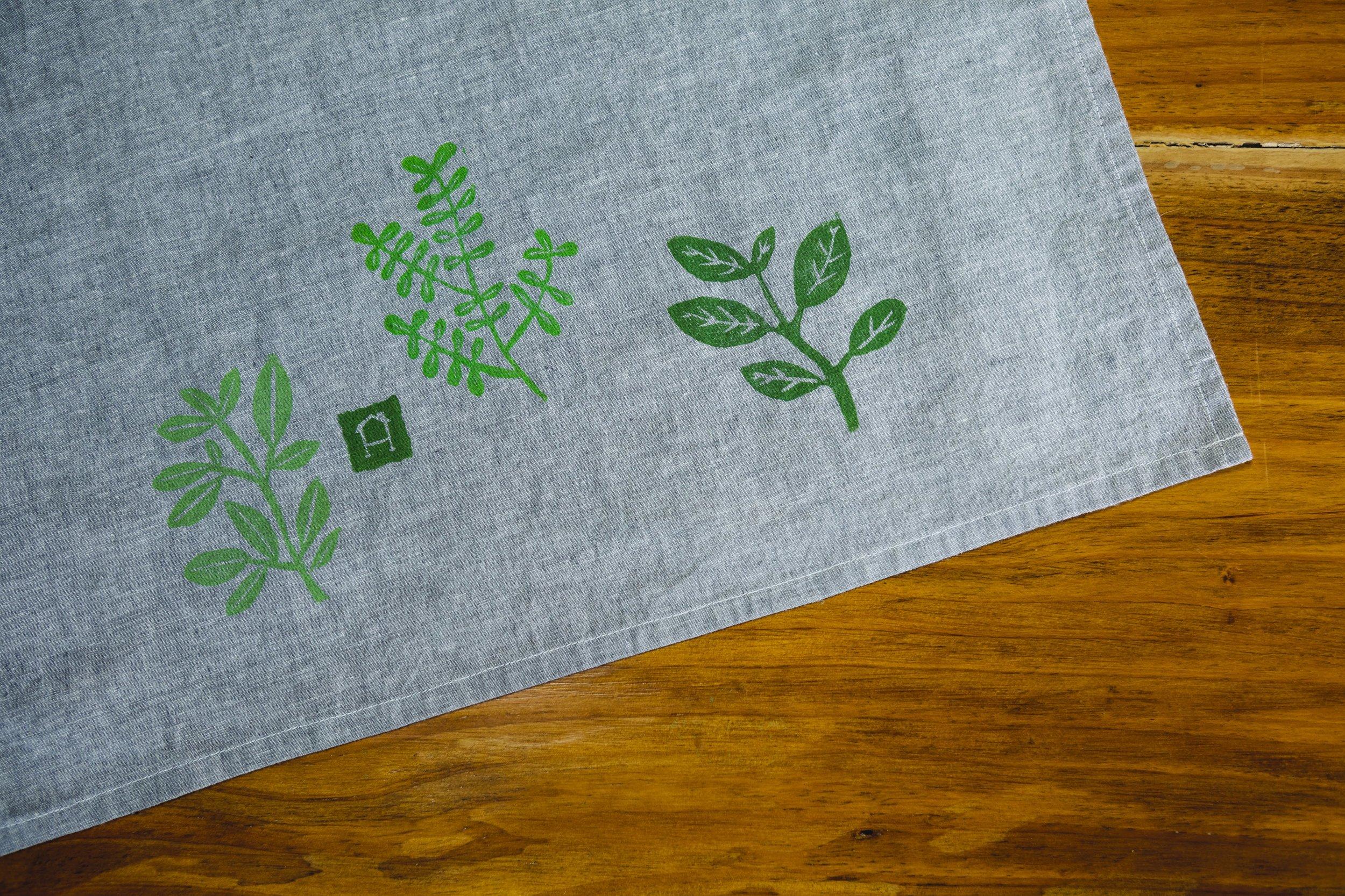 Tea Towel Flat HERBS.jpg