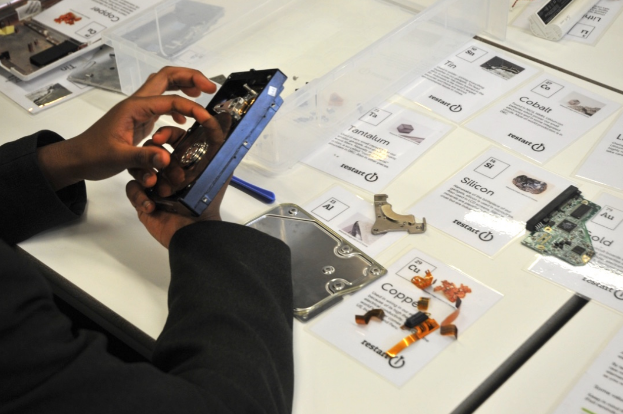 The Restart Project  is on the forefront of advancing repair of electronics in the UK, and beyond.