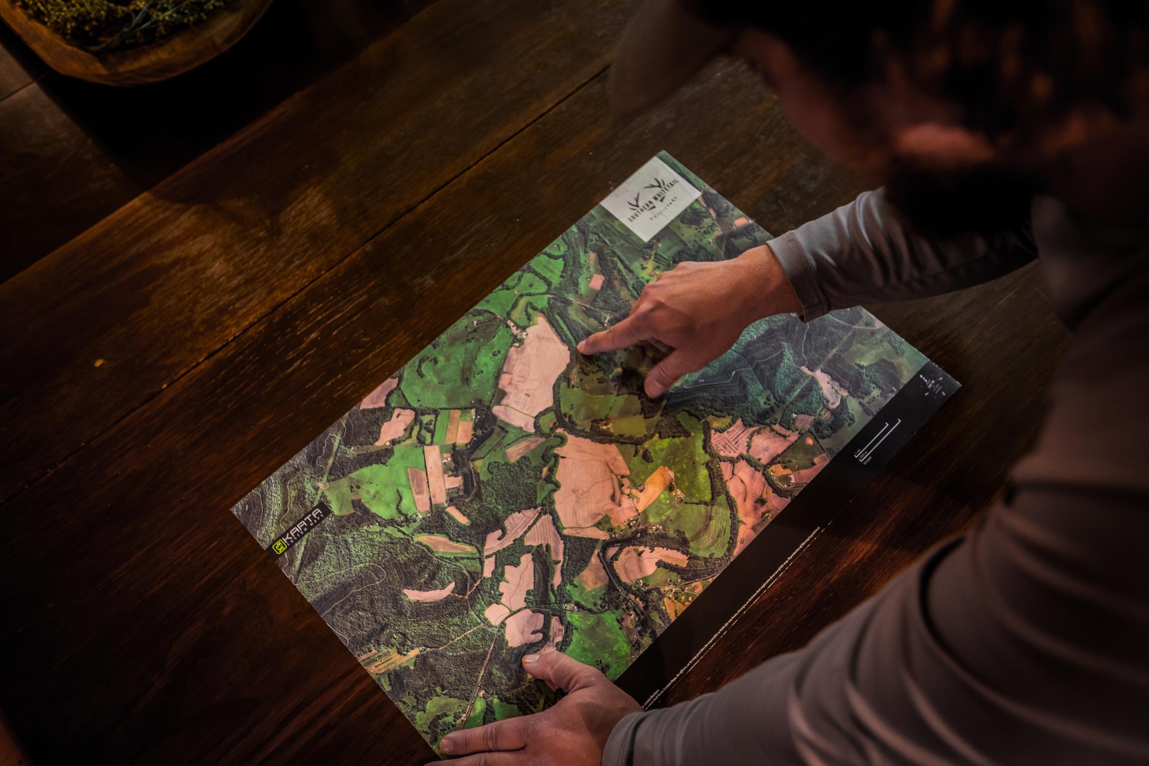 MAP STYLES -