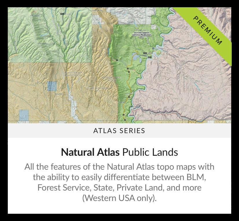 KARTA | DIY Custom Outdoor + Hunting Maps on