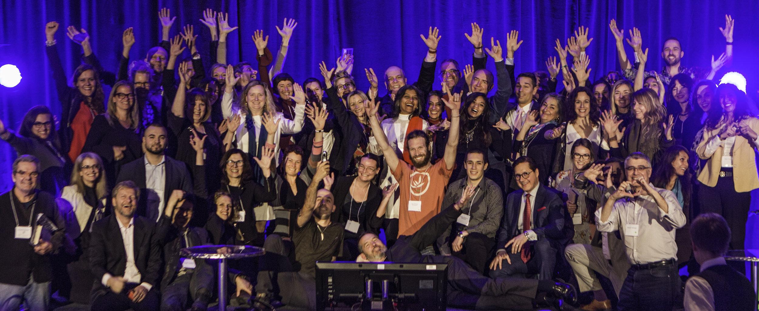 Global Summit for Conscious Leadership - 14-15 mars 2018 - Montréal