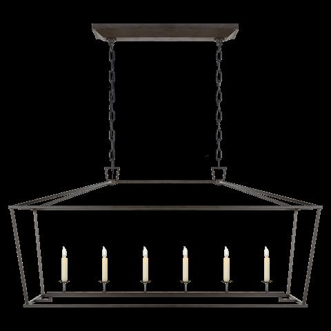 Darlana Large Linear Lantern