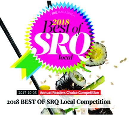 SRQ Best of 2018