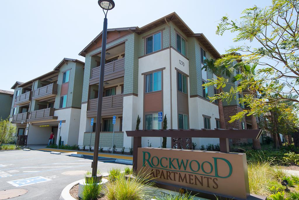 Rockwood Apartments, Anaheim