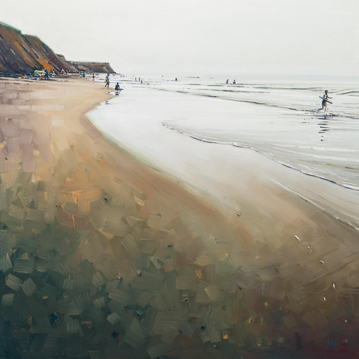 SOLD  - 'Compton tides'