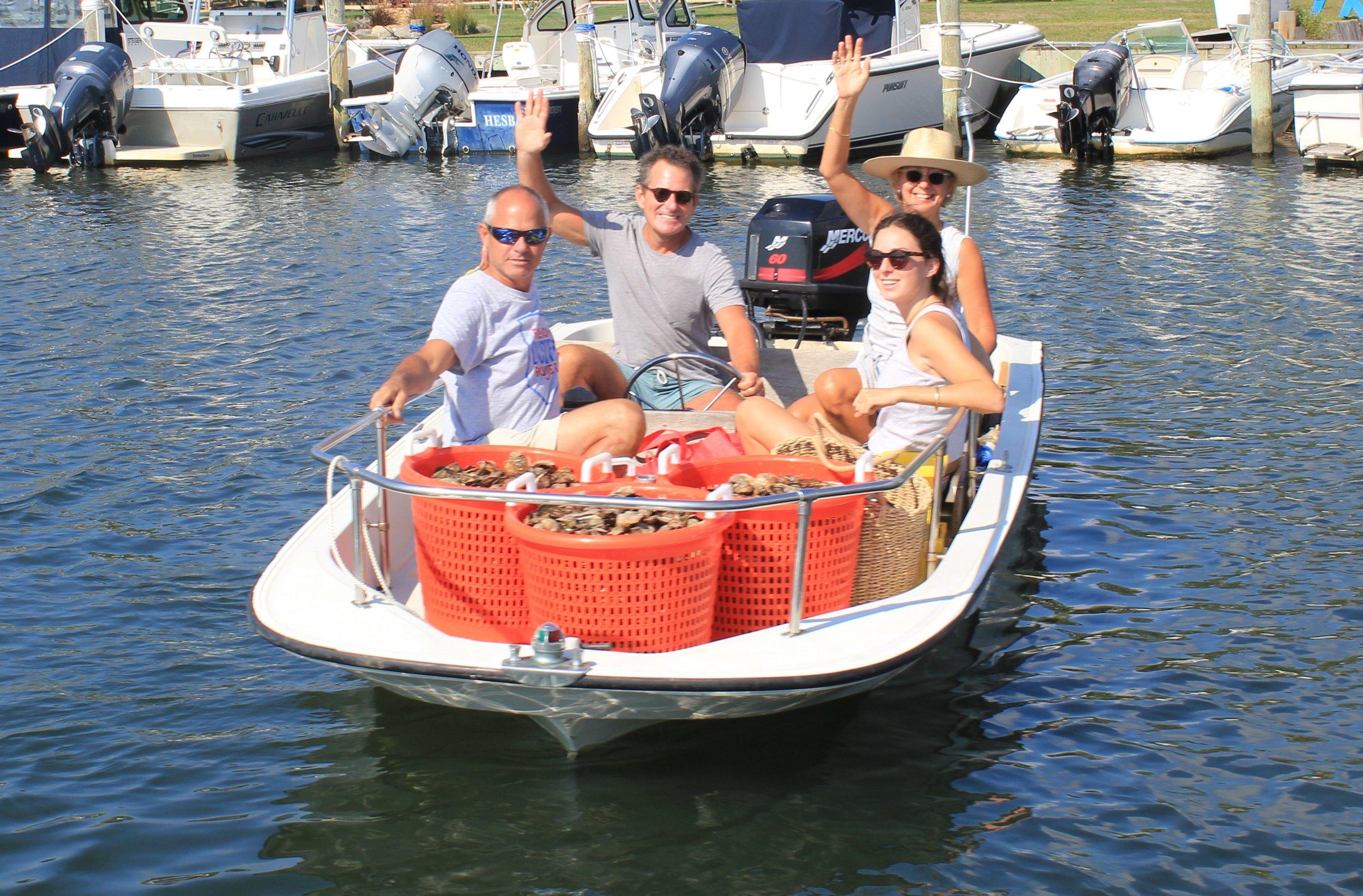 Scnd Plnt oysters in Boston Whaler.JPG