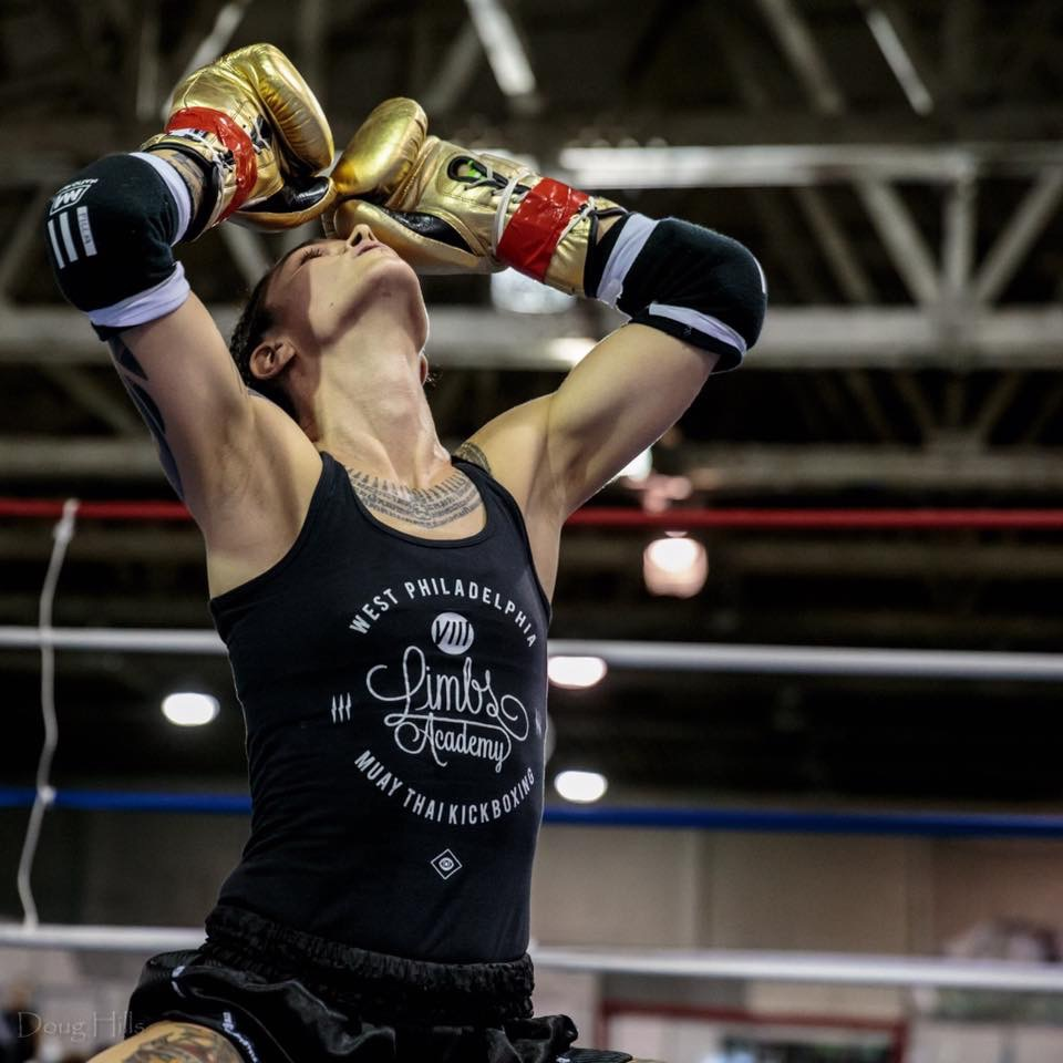 Kate Allen-Cottone - Kate is a Muay Thai fighter and co-owner of Eight Limbs Academy in Philadelphia Pennsylvania.Kate talks to us about how Muay Thai changed her life and what the sport means to her. Click here for the video.