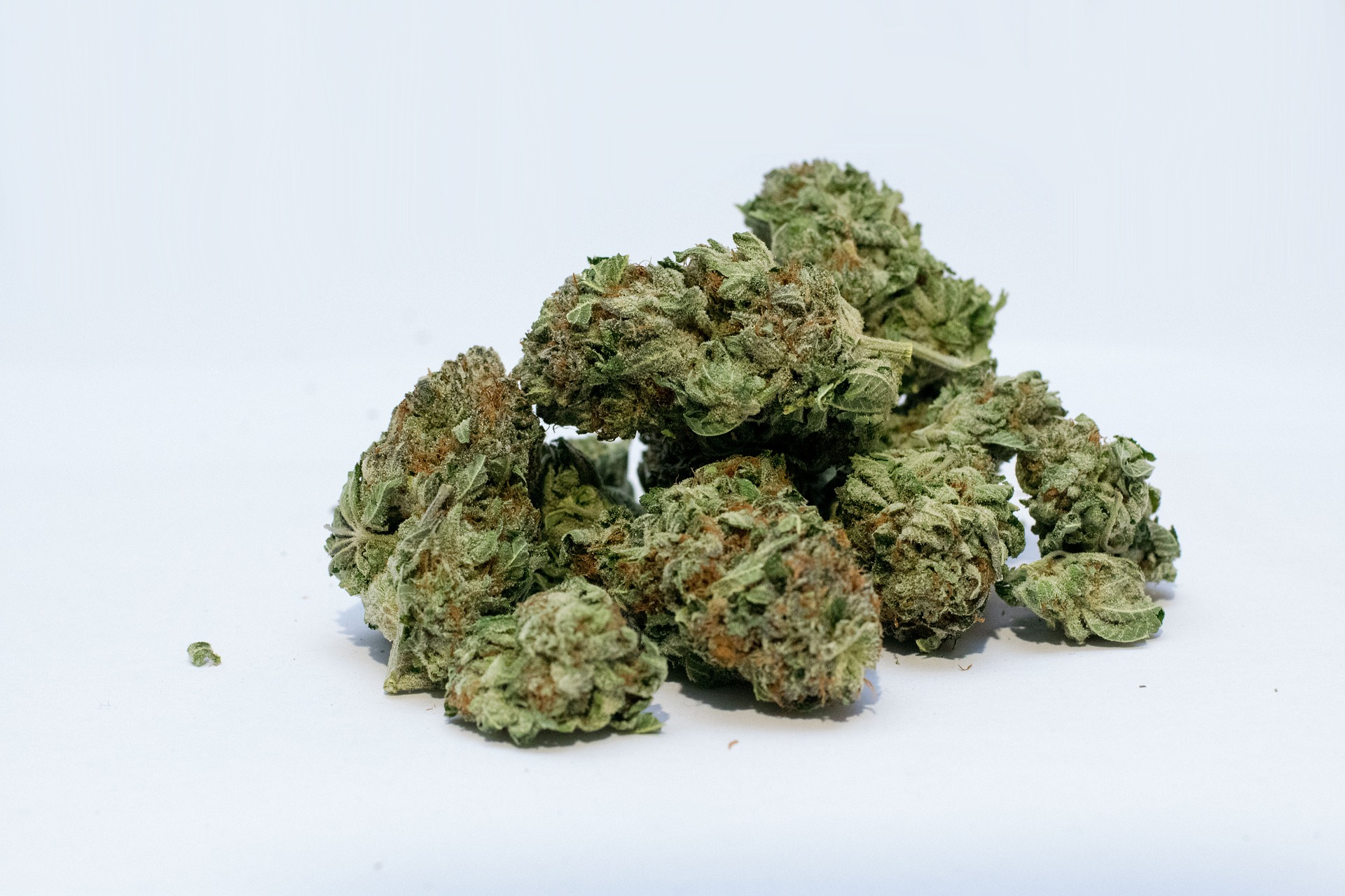 Marijuana is now legal for adults over 21 in nine states, including California.  Image courtesy of  Pixabay