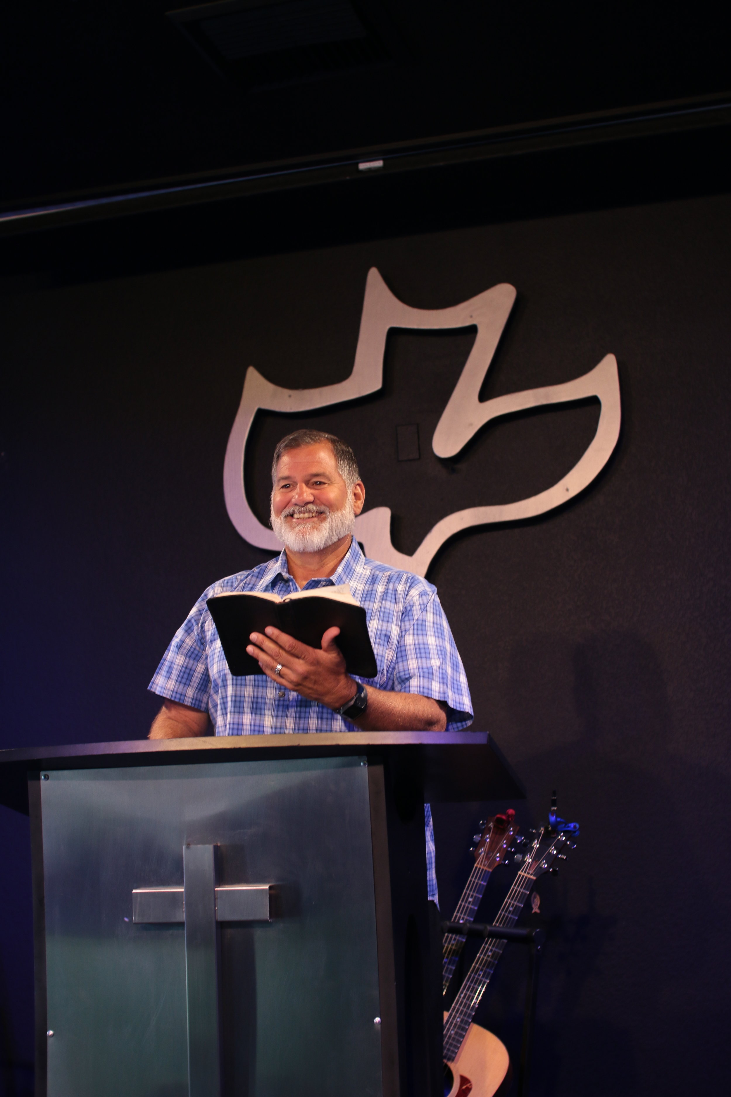 Pastor Gerry Brown - Founder