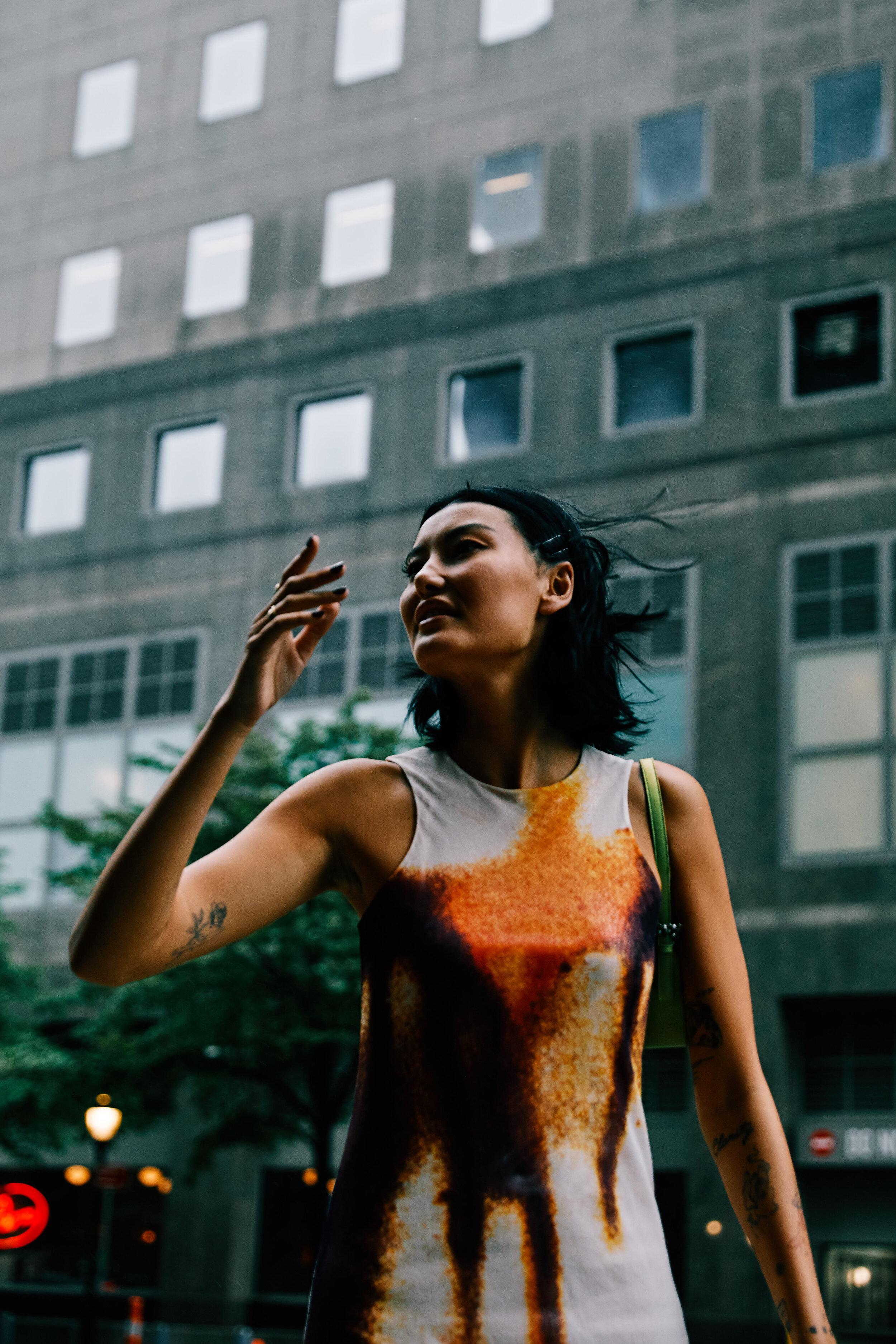 • Rag and Bone @ NYFW SEPT 2019 • Photographed x Denis Gutiérrez-Ogrinc •