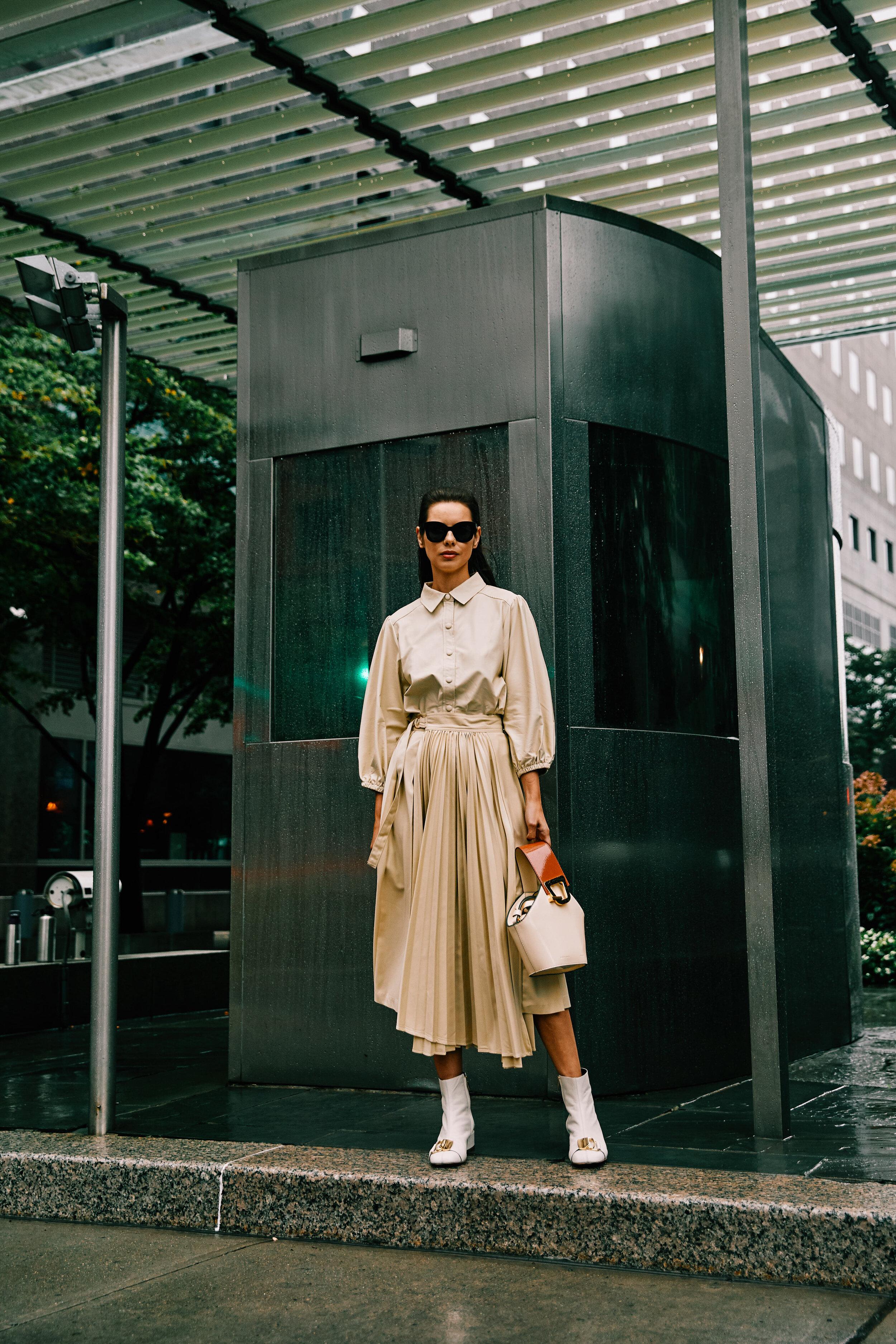 • Marina Ingvarsson @ Rag and Bone • NYFW SEPT 2019 • Photographed x Denis Gutiérrez-Ogrinc •
