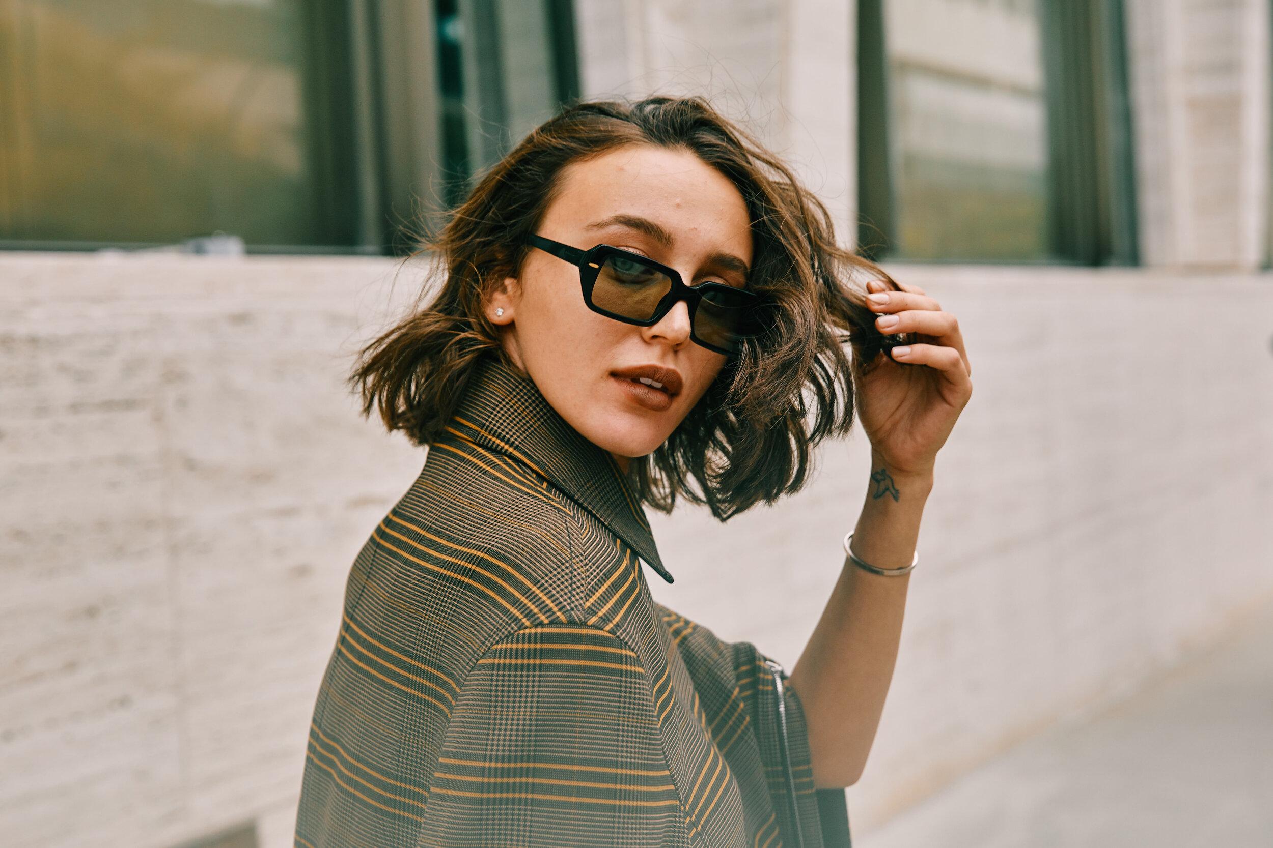 • Mary Leest @ Longchamp • NYFW SEPT 2019 • Photographed x Denis Gutiérrez-Ogrinc •